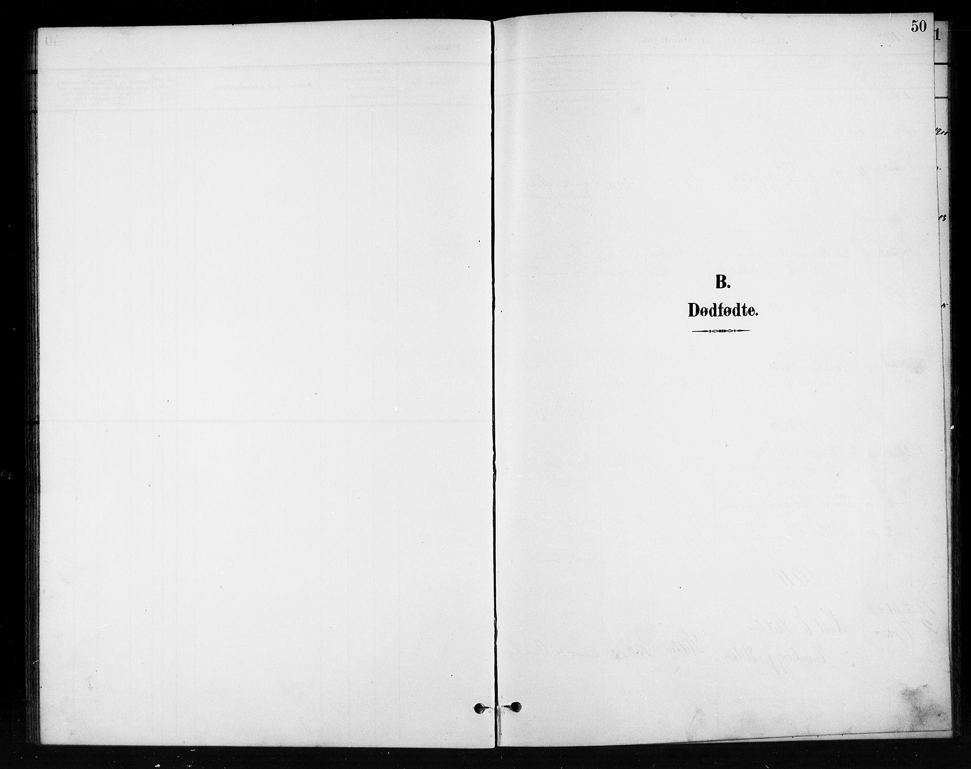 SAH, Nord-Aurdal prestekontor, Klokkerbok nr. 11, 1897-1918, s. 50