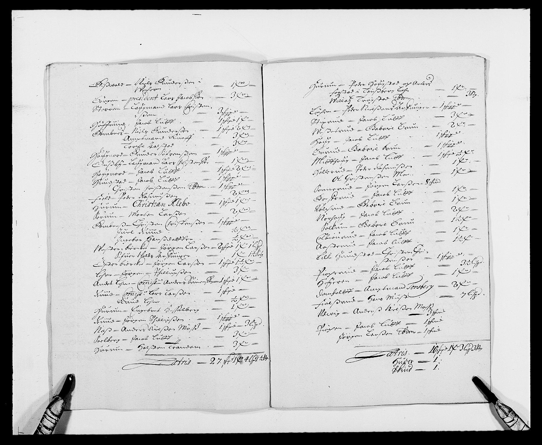 RA, Rentekammeret inntil 1814, Reviderte regnskaper, Fogderegnskap, R21/L1446: Fogderegnskap Ringerike og Hallingdal, 1683-1686, s. 342