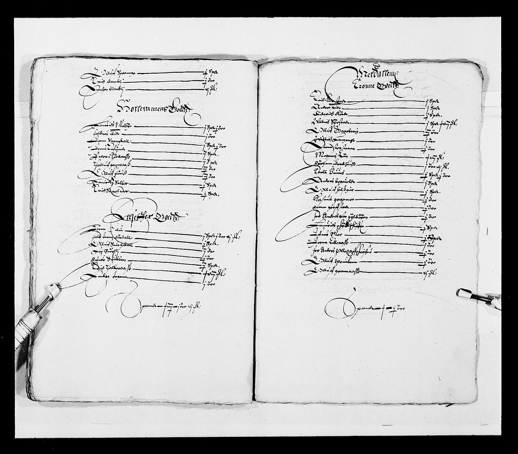 RA, Stattholderembetet 1572-1771, Ek/L0028: Jordebøker 1633-1658:, 1645-1646, s. 197