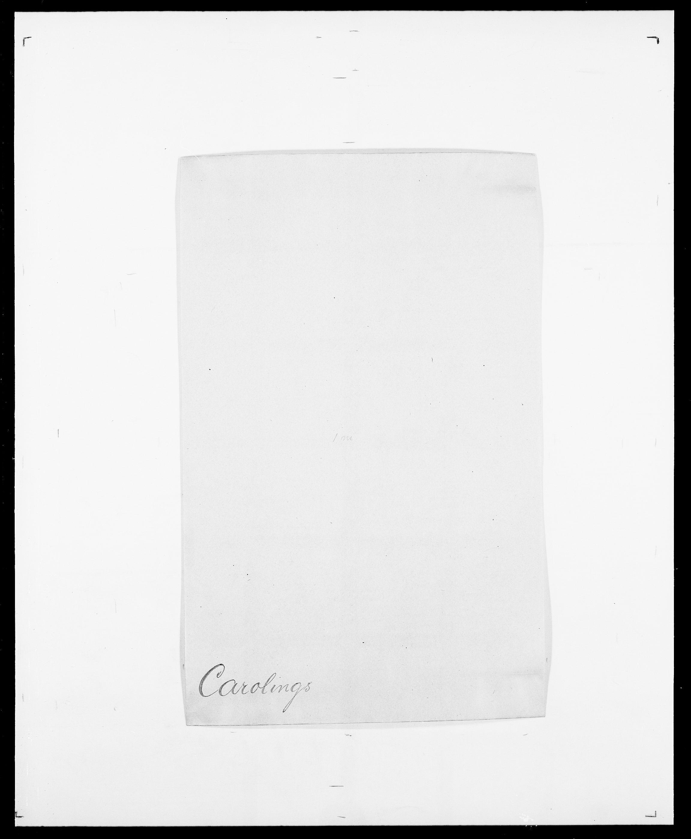 SAO, Delgobe, Charles Antoine - samling, D/Da/L0008: Capjon - Dagenbolt, s. 82