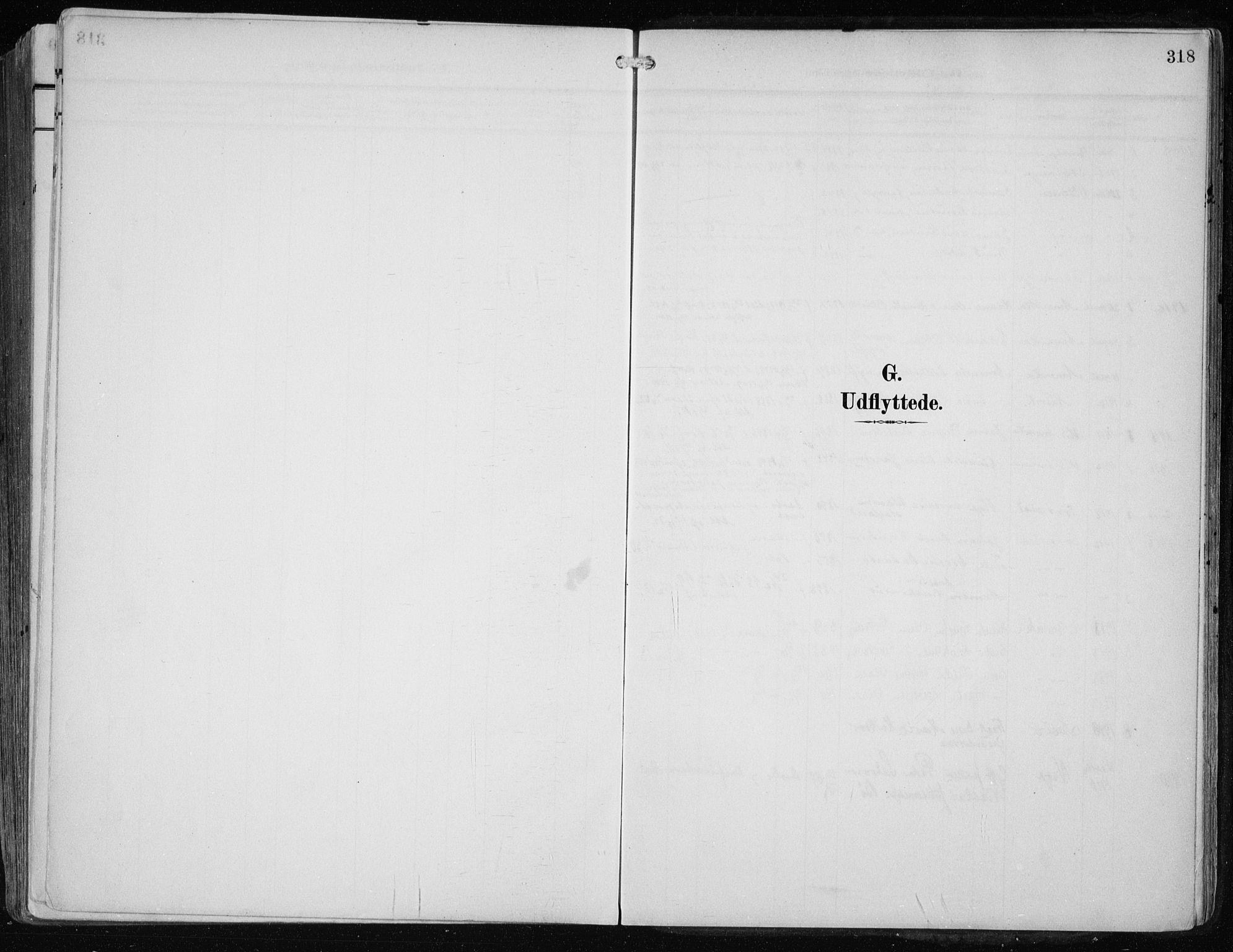 SAST, Haugesund sokneprestkontor, H/Ha/Haa/L0010: Ministerialbok nr. A 10, 1909-1935, s. 318