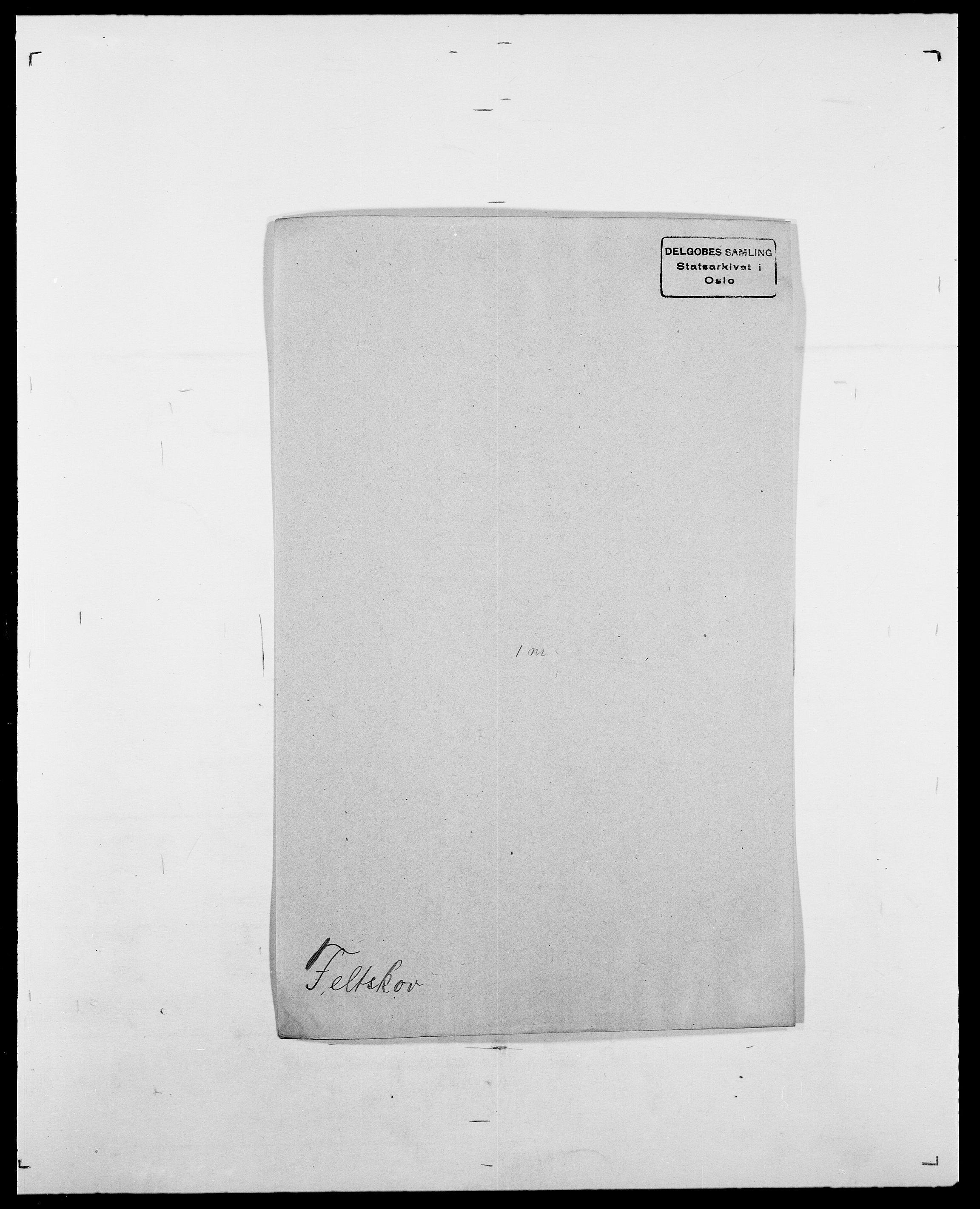 SAO, Delgobe, Charles Antoine - samling, D/Da/L0011: Fahlander - Flood, Flod, s. 351