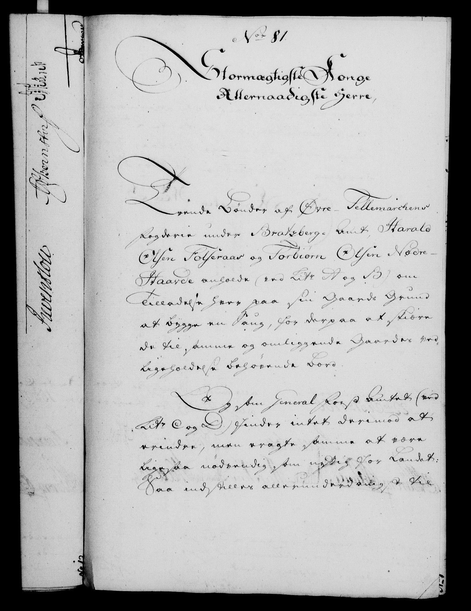 RA, Rentekammeret, Kammerkanselliet, G/Gf/Gfa/L0048: Norsk relasjons- og resolusjonsprotokoll (merket RK 52.48), 1766, s. 357