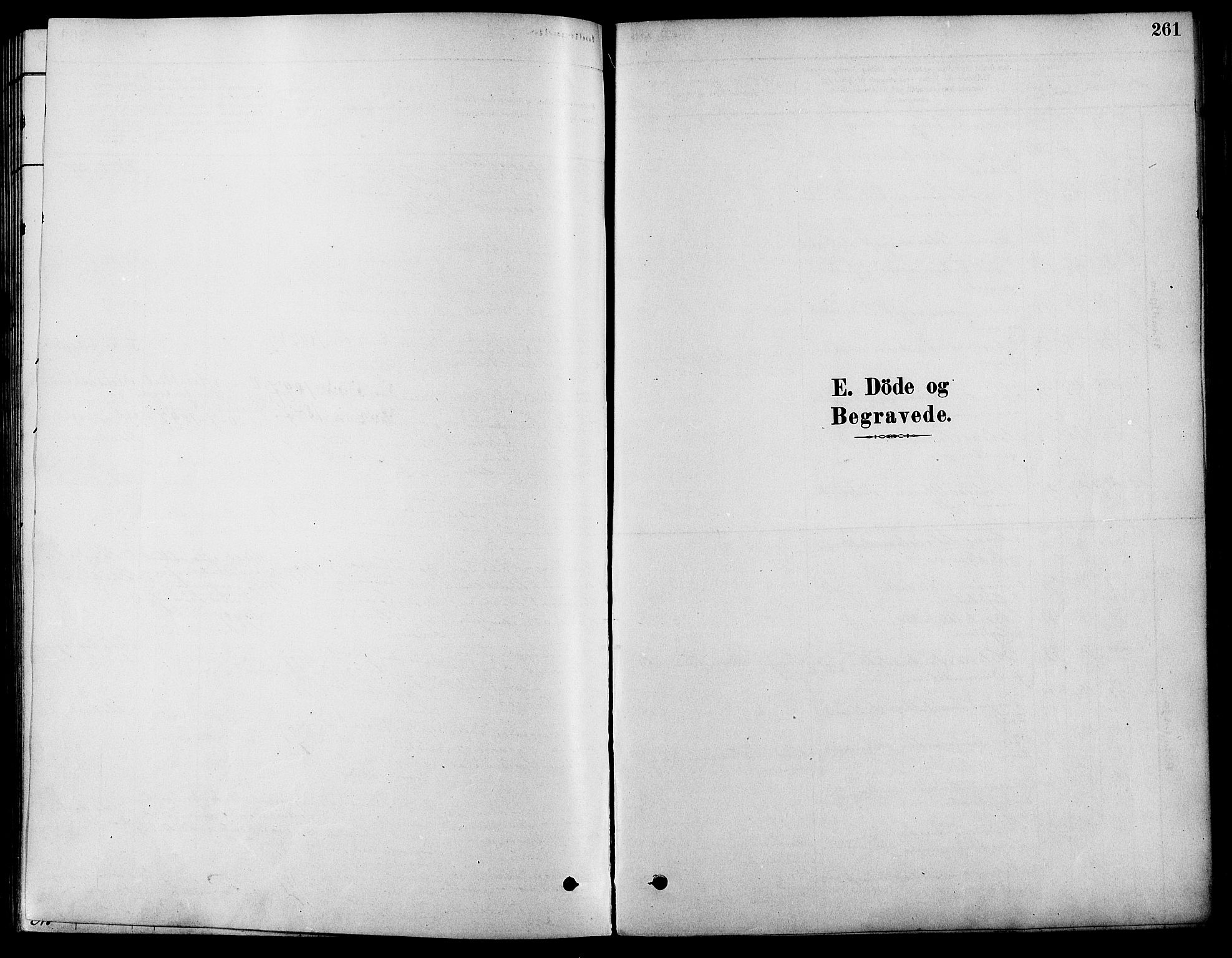 SAH, Fåberg prestekontor, Ministerialbok nr. 8, 1879-1898, s. 261