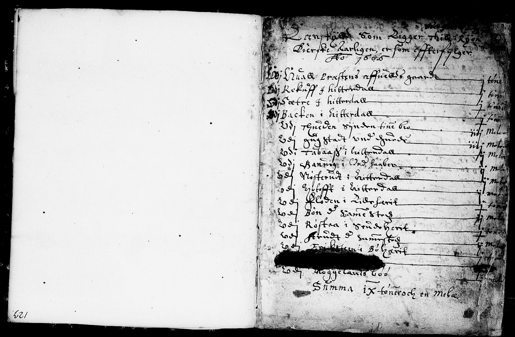 SAKO, Heddal kirkebøker, F/Fa/L0001: Ministerialbok nr. I 1, 1648-1699, s. 1