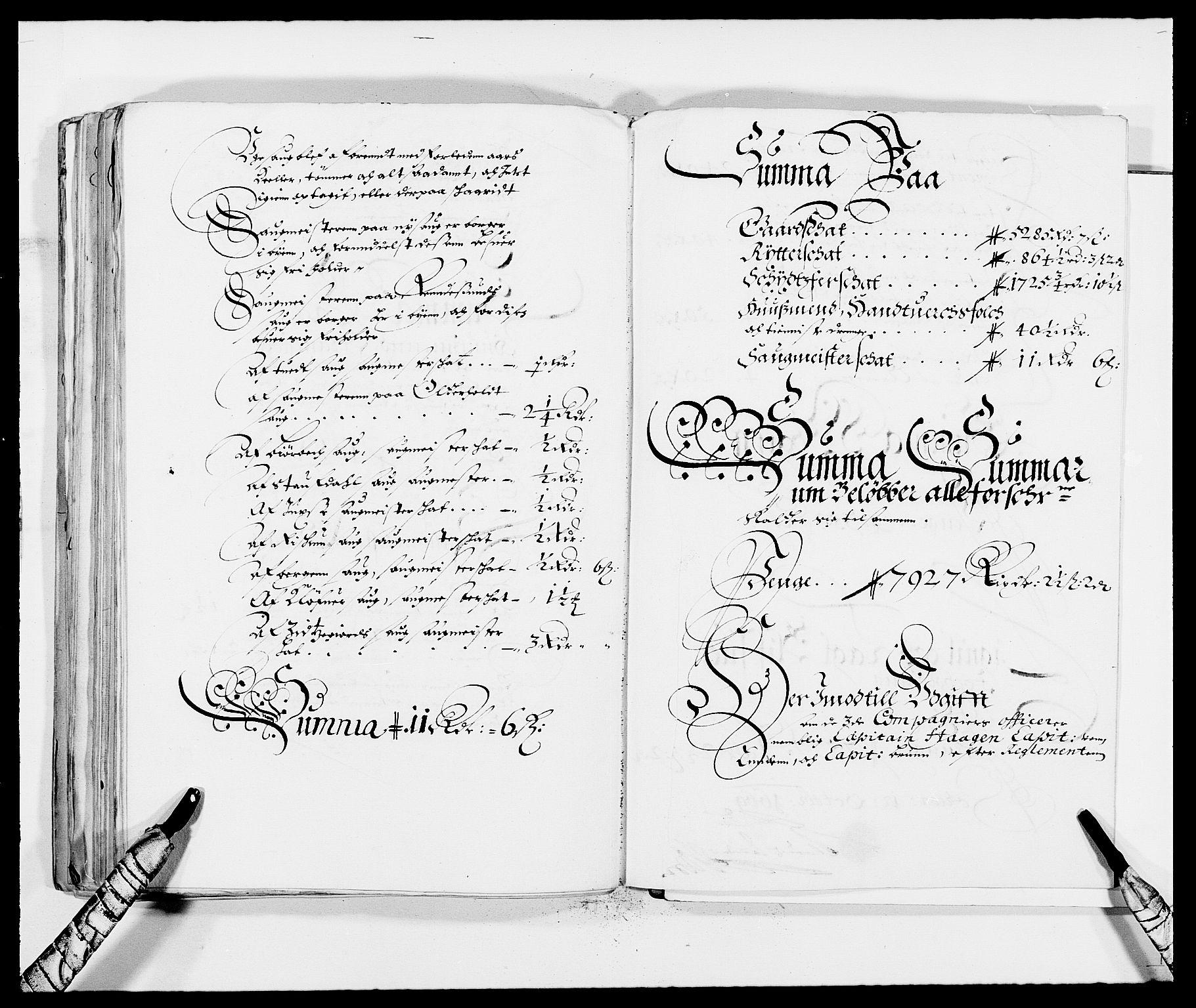 RA, Rentekammeret inntil 1814, Reviderte regnskaper, Fogderegnskap, R35/L2056: Fogderegnskap Øvre og Nedre Telemark, 1665, s. 144