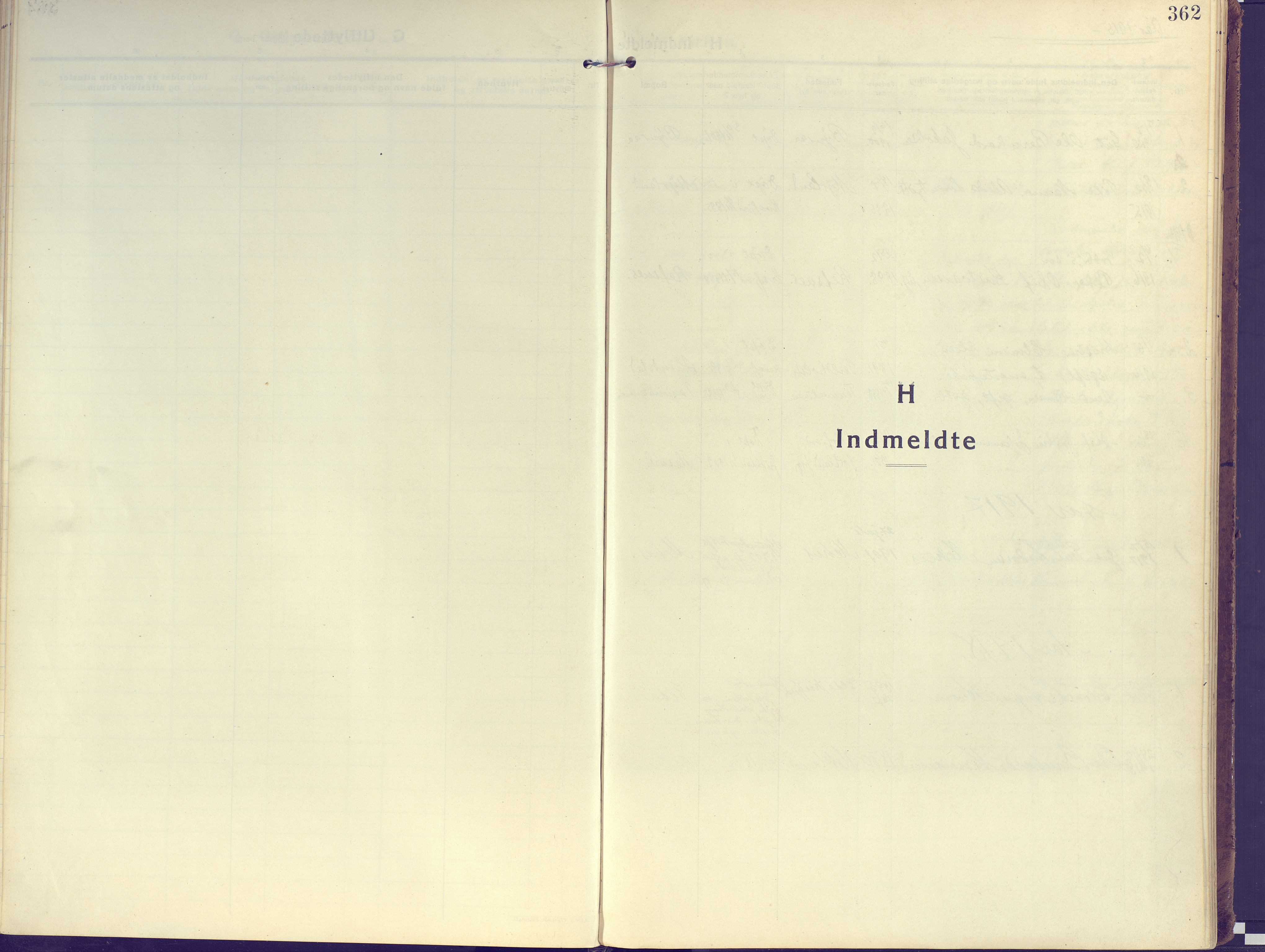 SATØ, Kvæfjord sokneprestkontor, G/Ga/Gaa/L0007kirke: Ministerialbok nr. 7, 1915-1931, s. 362