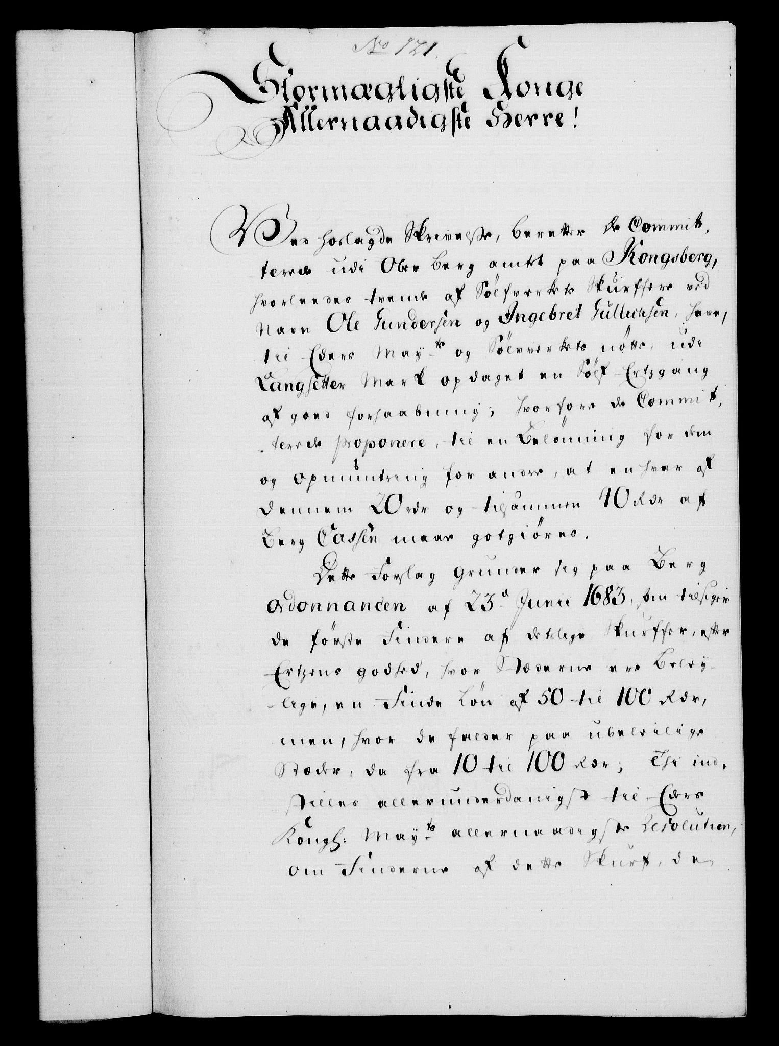 RA, Rentekammeret, Kammerkanselliet, G/Gf/Gfa/L0032: Norsk relasjons- og resolusjonsprotokoll (merket RK 52.32), 1750, s. 545