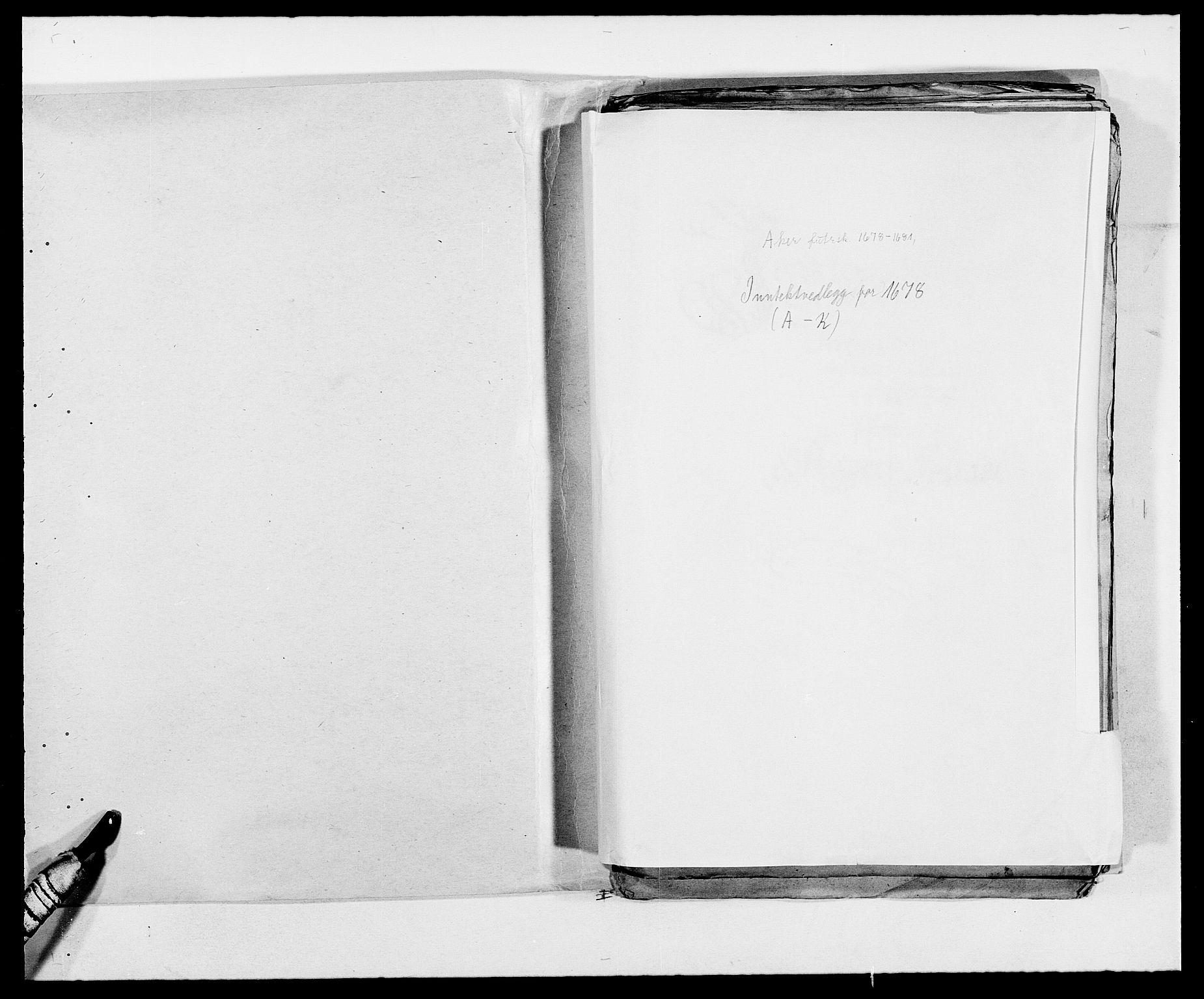 RA, Rentekammeret inntil 1814, Reviderte regnskaper, Fogderegnskap, R08/L0416: Fogderegnskap Aker, 1678-1681, s. 160
