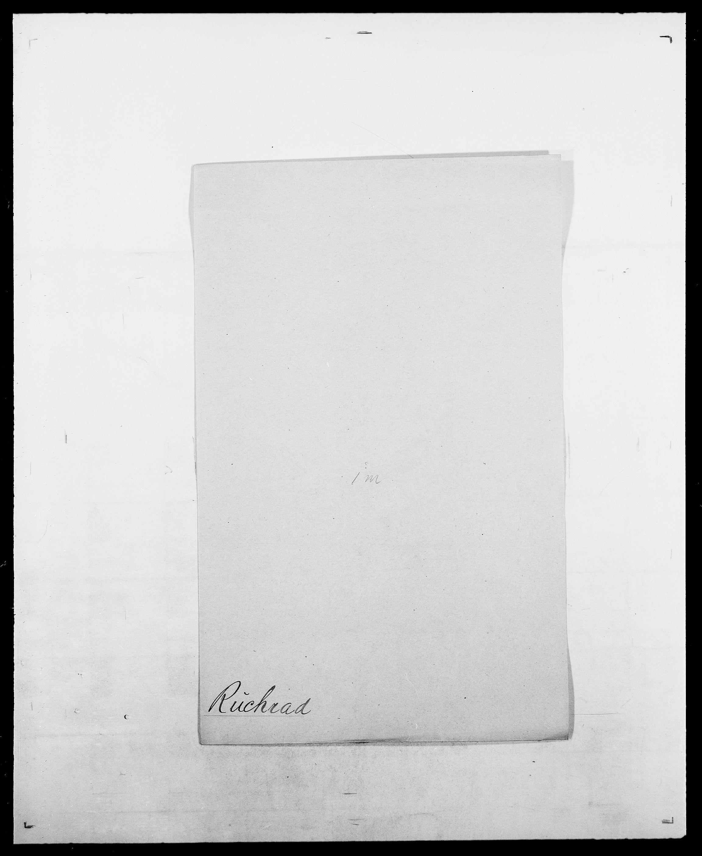 SAO, Delgobe, Charles Antoine - samling, D/Da/L0033: Roald - Røyem, s. 417