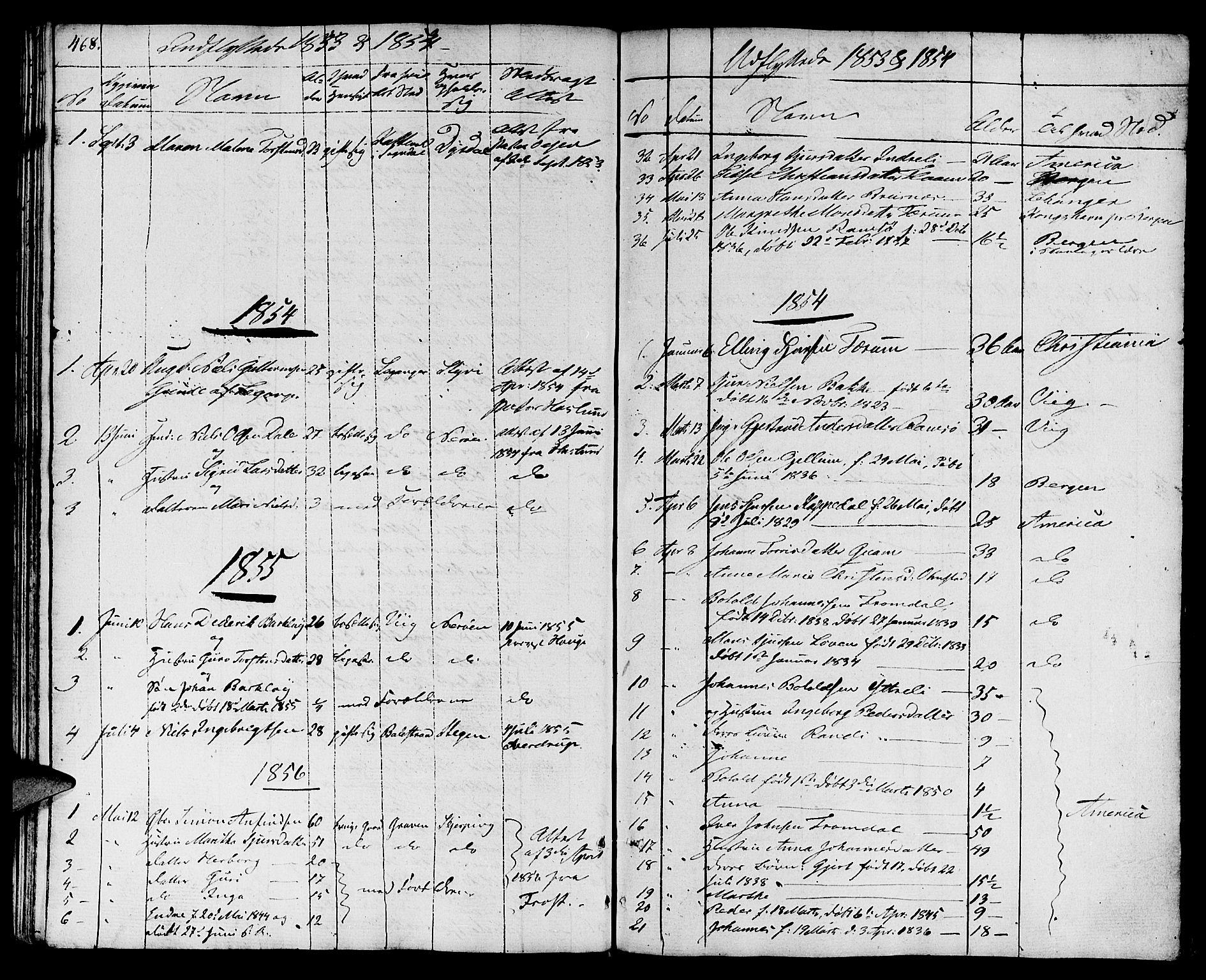 SAB, Aurland Sokneprestembete*, Ministerialbok nr. A 6, 1821-1859, s. 468