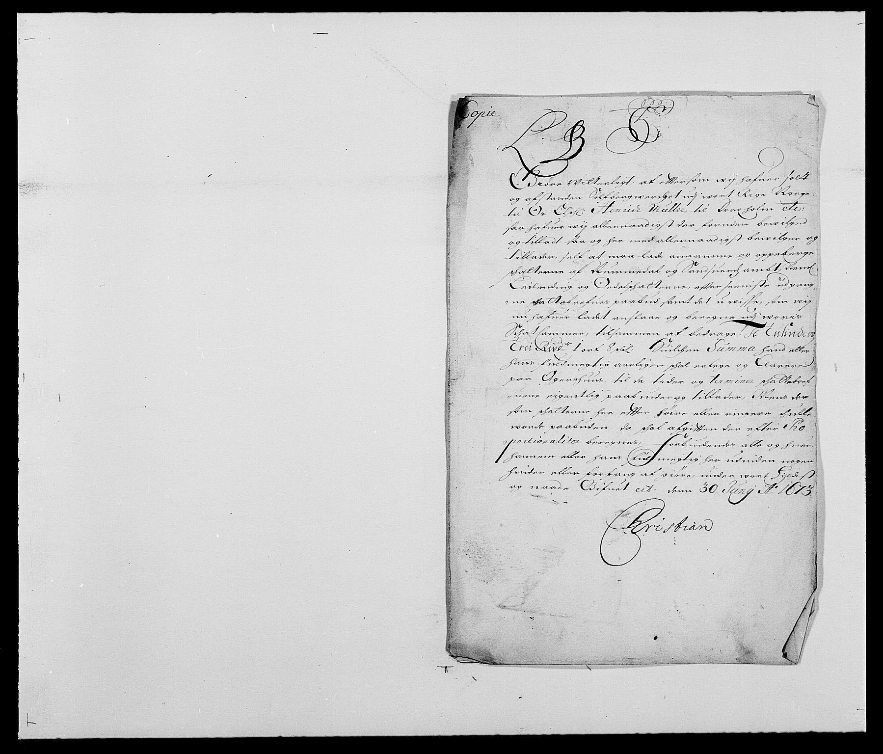 RA, Rentekammeret inntil 1814, Reviderte regnskaper, Fogderegnskap, R24/L1569: Fogderegnskap Numedal og Sandsvær, 1679-1686, s. 95