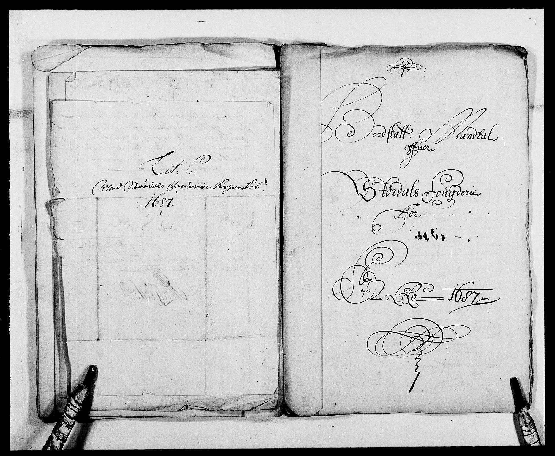 RA, Rentekammeret inntil 1814, Reviderte regnskaper, Fogderegnskap, R62/L4183: Fogderegnskap Stjørdal og Verdal, 1687-1689, s. 48