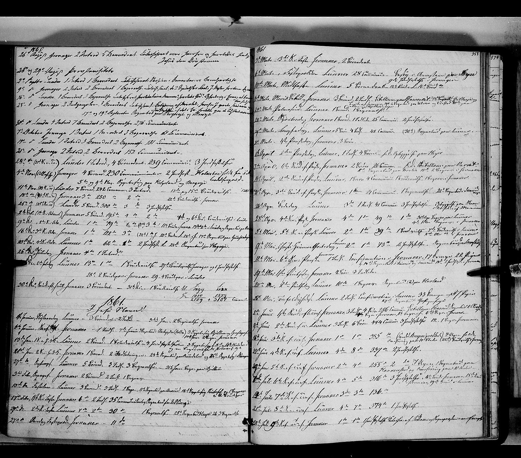 SAH, Jevnaker prestekontor, Ministerialbok nr. 7, 1858-1876, s. 353
