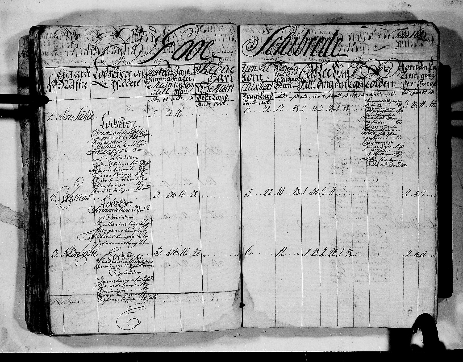 RA, Rentekammeret inntil 1814, Realistisk ordnet avdeling, N/Nb/Nbf/L0132: Jæren og Dalane matrikkelprotokoll, 1723, s. 167b-168a
