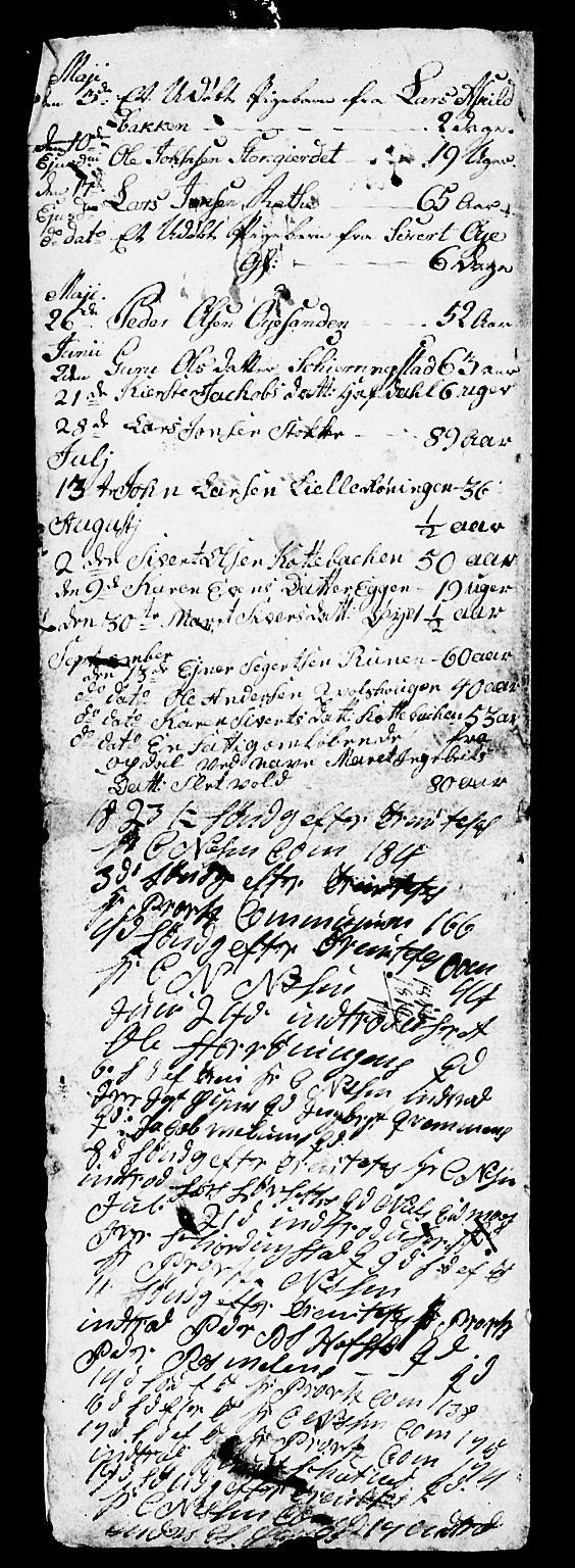 SAT, Ministerialprotokoller, klokkerbøker og fødselsregistre - Sør-Trøndelag, 691/L1091: Klokkerbok nr. 691C02, 1802-1815, s. 3