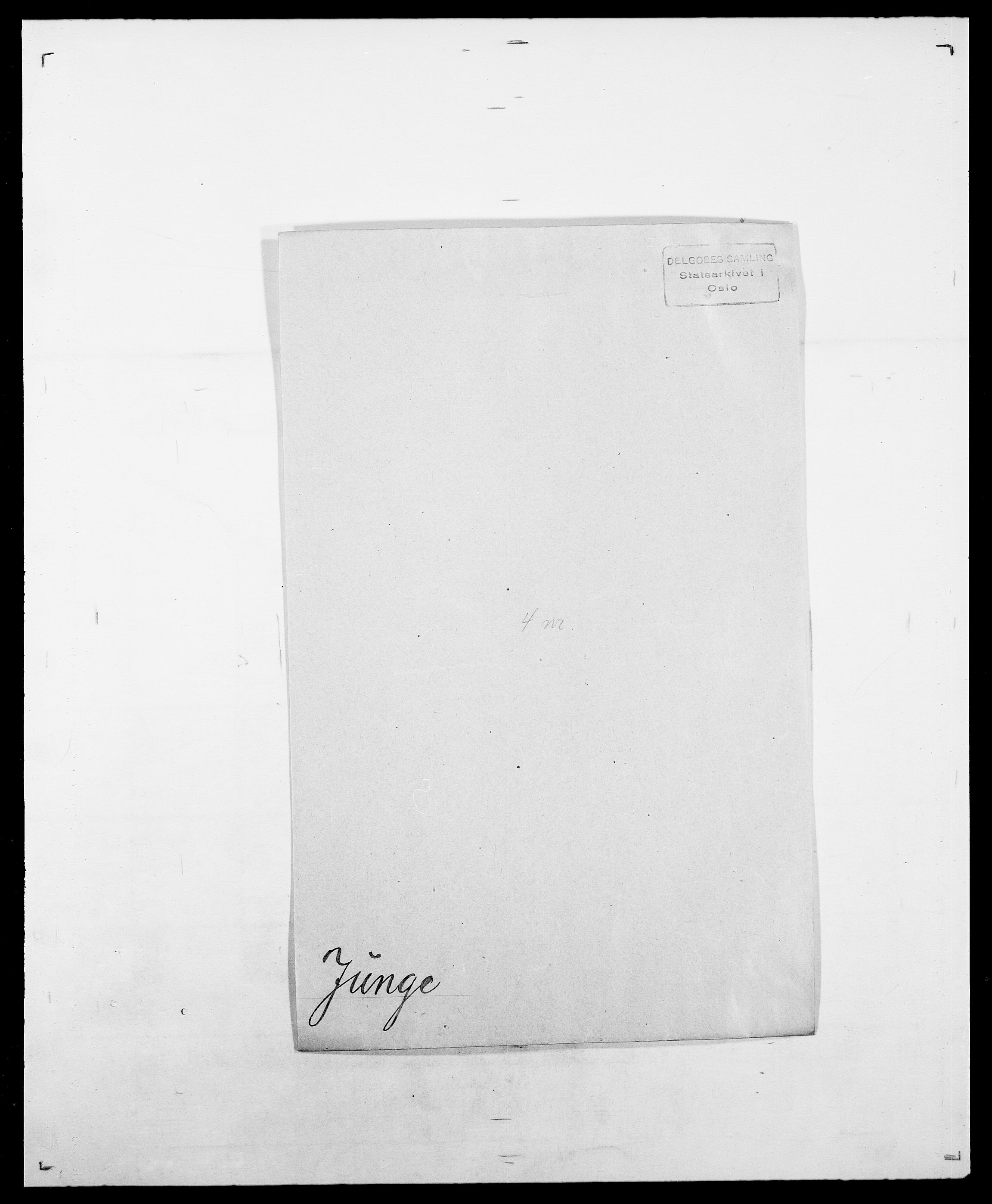 SAO, Delgobe, Charles Antoine - samling, D/Da/L0020: Irgens - Kjøsterud, s. 160