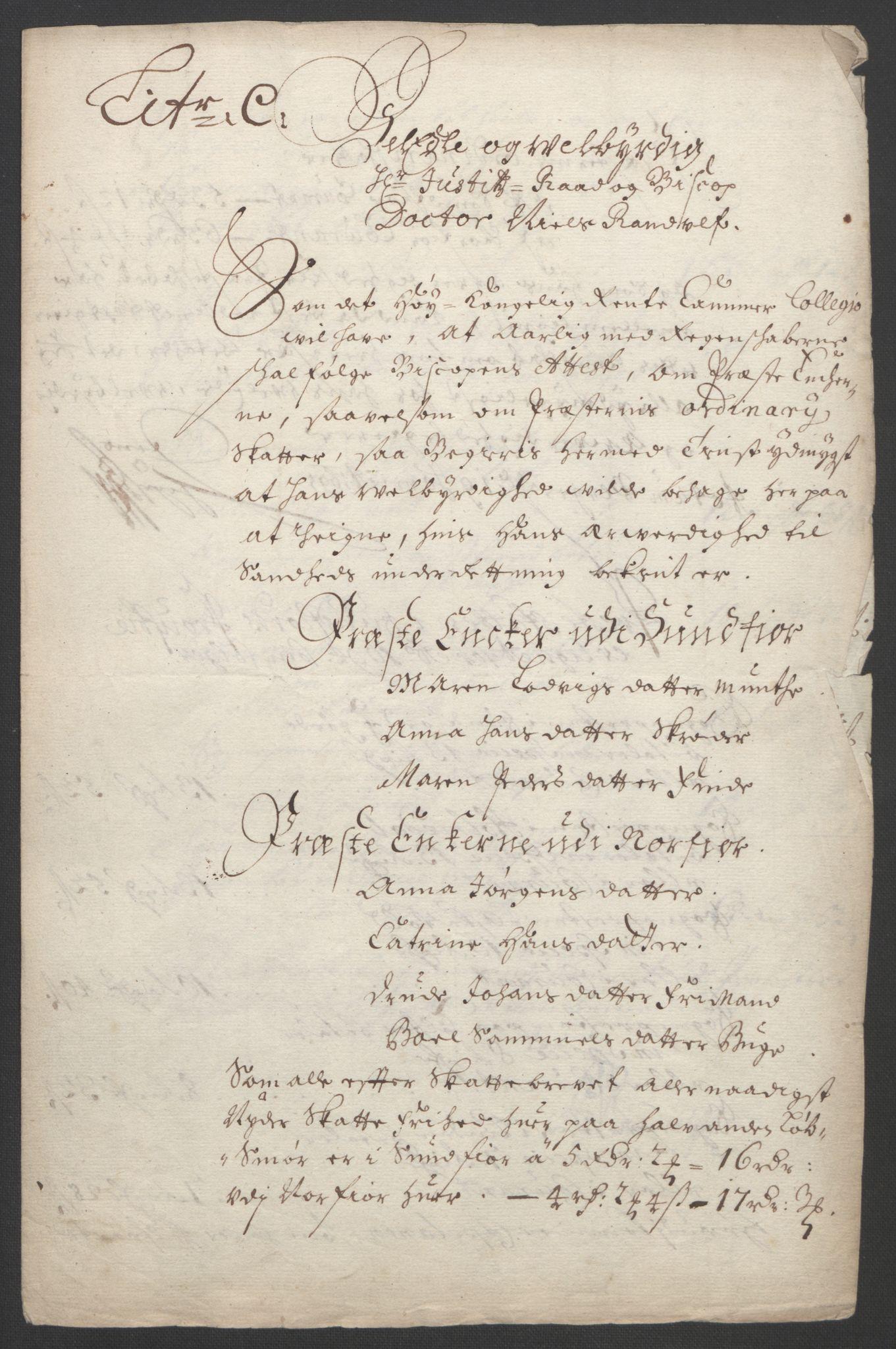 RA, Rentekammeret inntil 1814, Reviderte regnskaper, Fogderegnskap, R53/L3421: Fogderegnskap Sunn- og Nordfjord, 1693-1694, s. 313