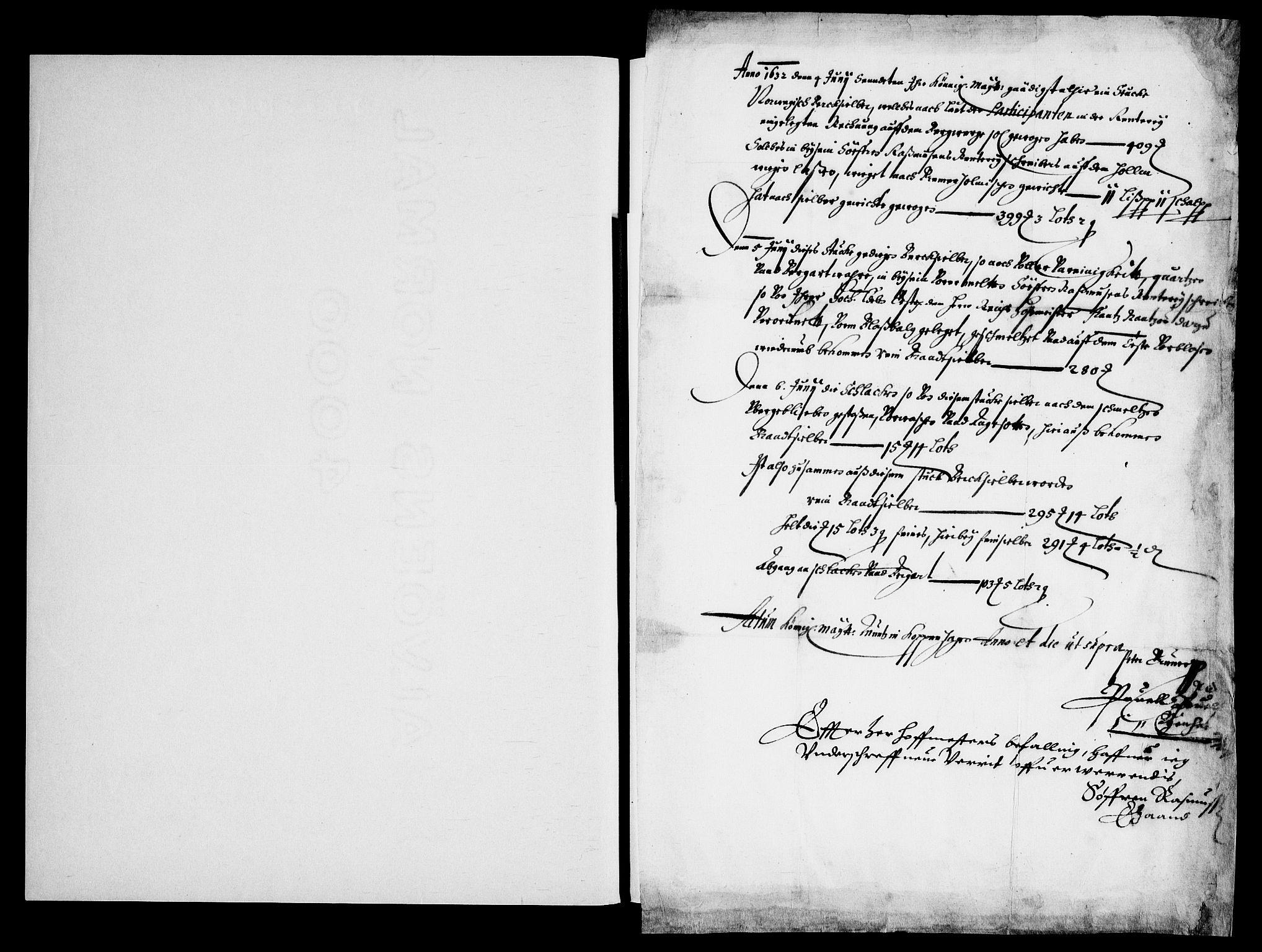 RA, Danske Kanselli, Skapsaker, G/L0019: Tillegg til skapsakene, 1616-1753, s. 67