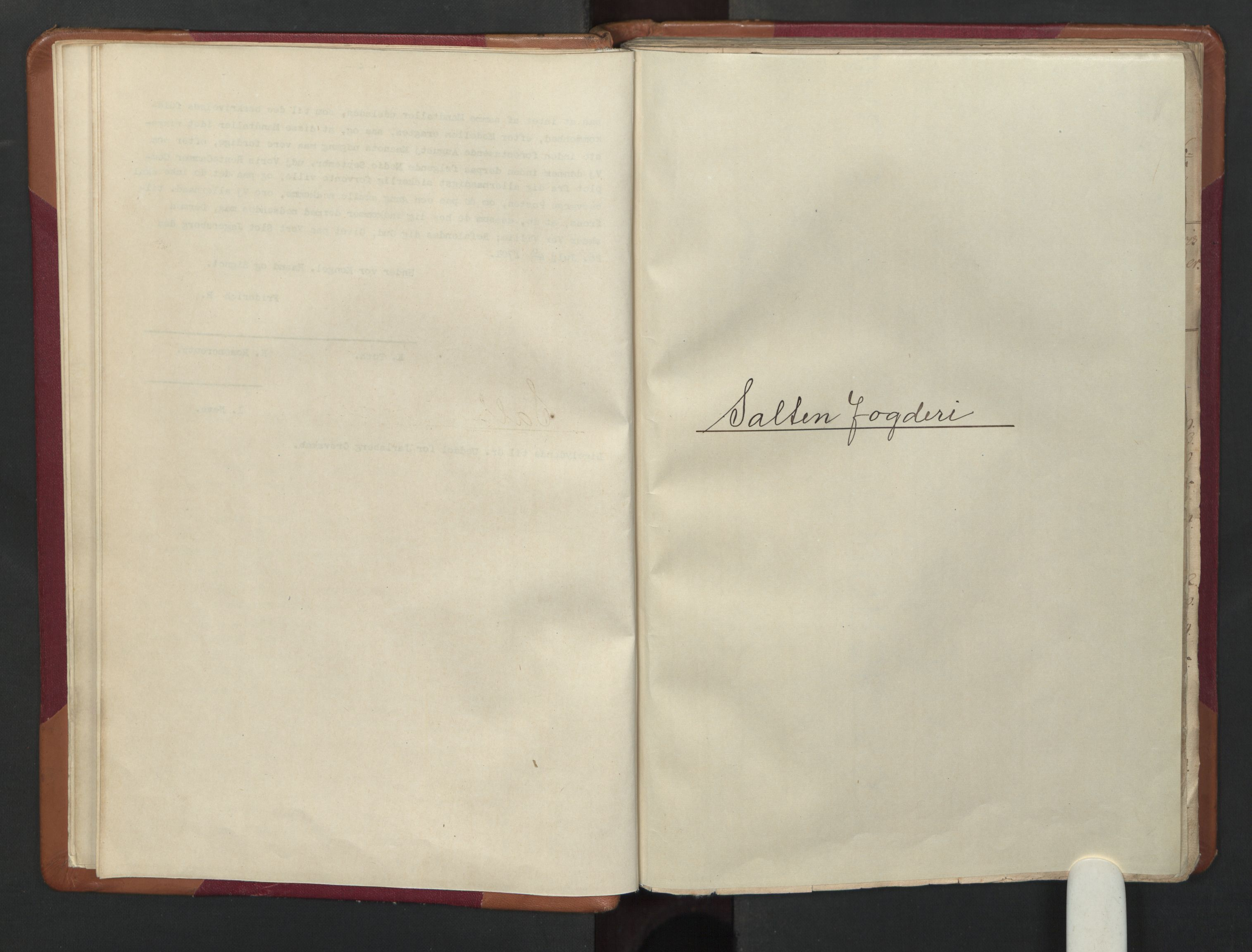 RA, Manntallet 1701, nr. 17: Salten fogderi, 1701, s. upaginert
