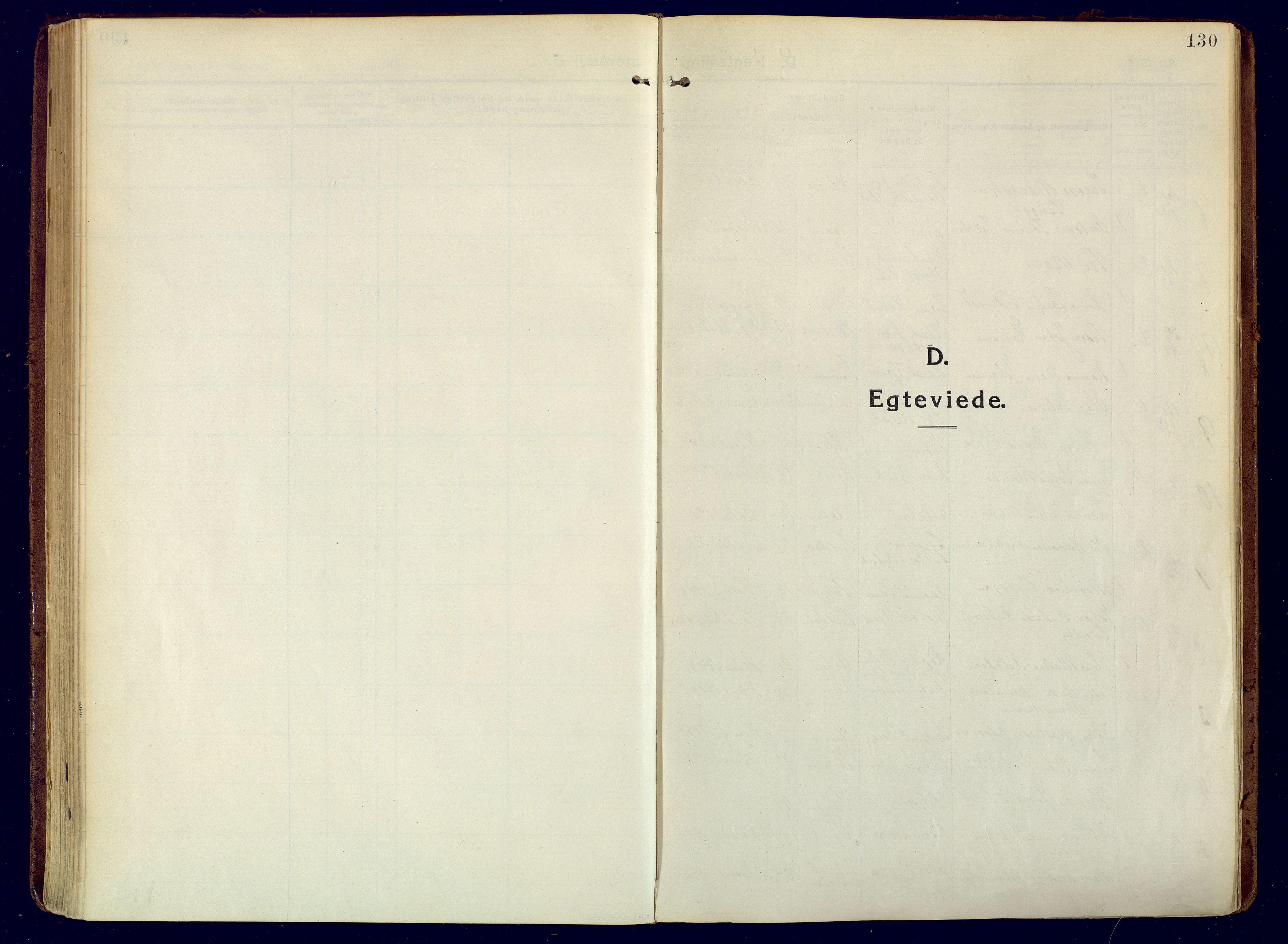 SATØ, Hammerfest sokneprestembete, Ministerialbok nr. 15, 1916-1923, s. 130