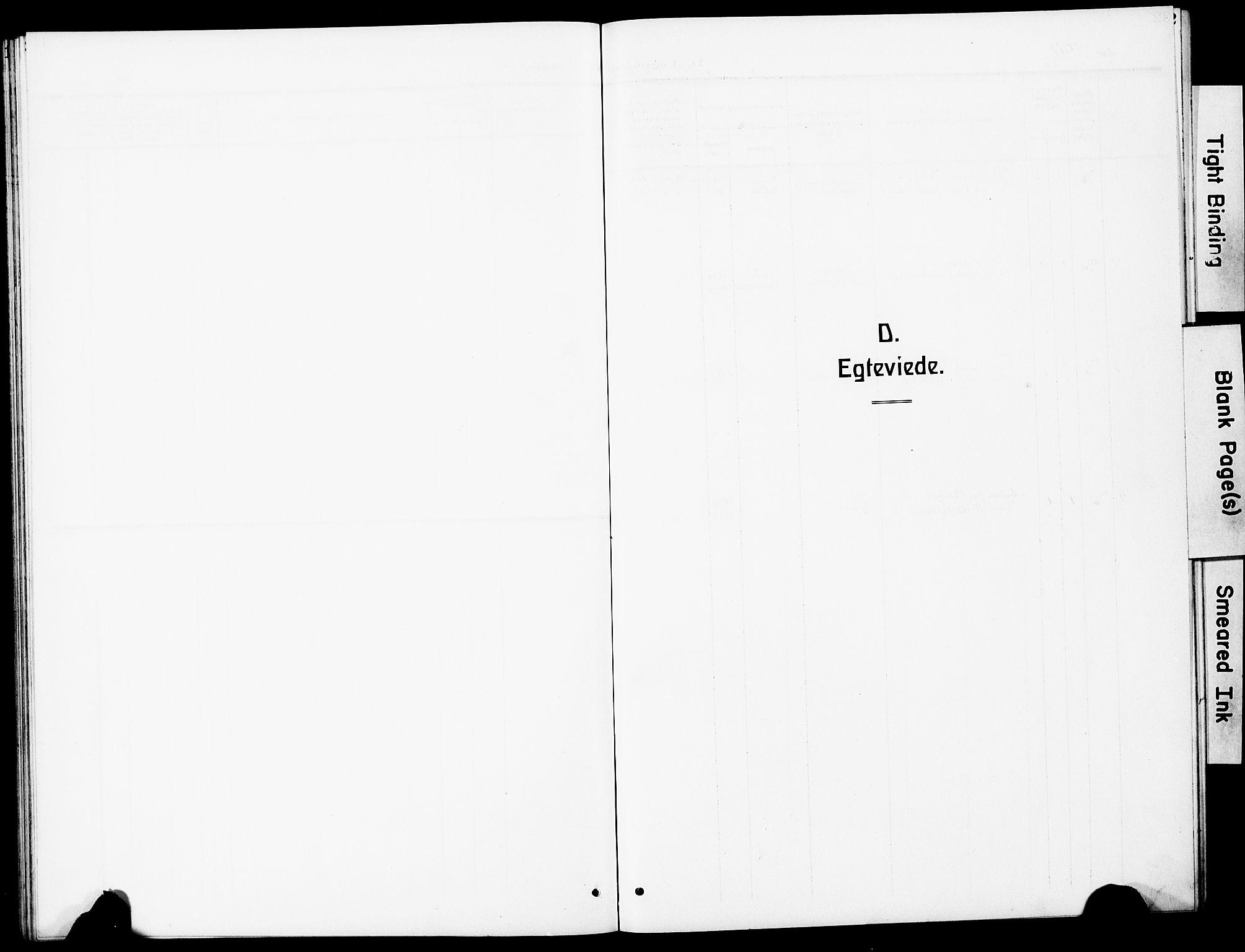 SAT, Ministerialprotokoller, klokkerbøker og fødselsregistre - Sør-Trøndelag, 690/L1052: Klokkerbok nr. 690C02, 1907-1929
