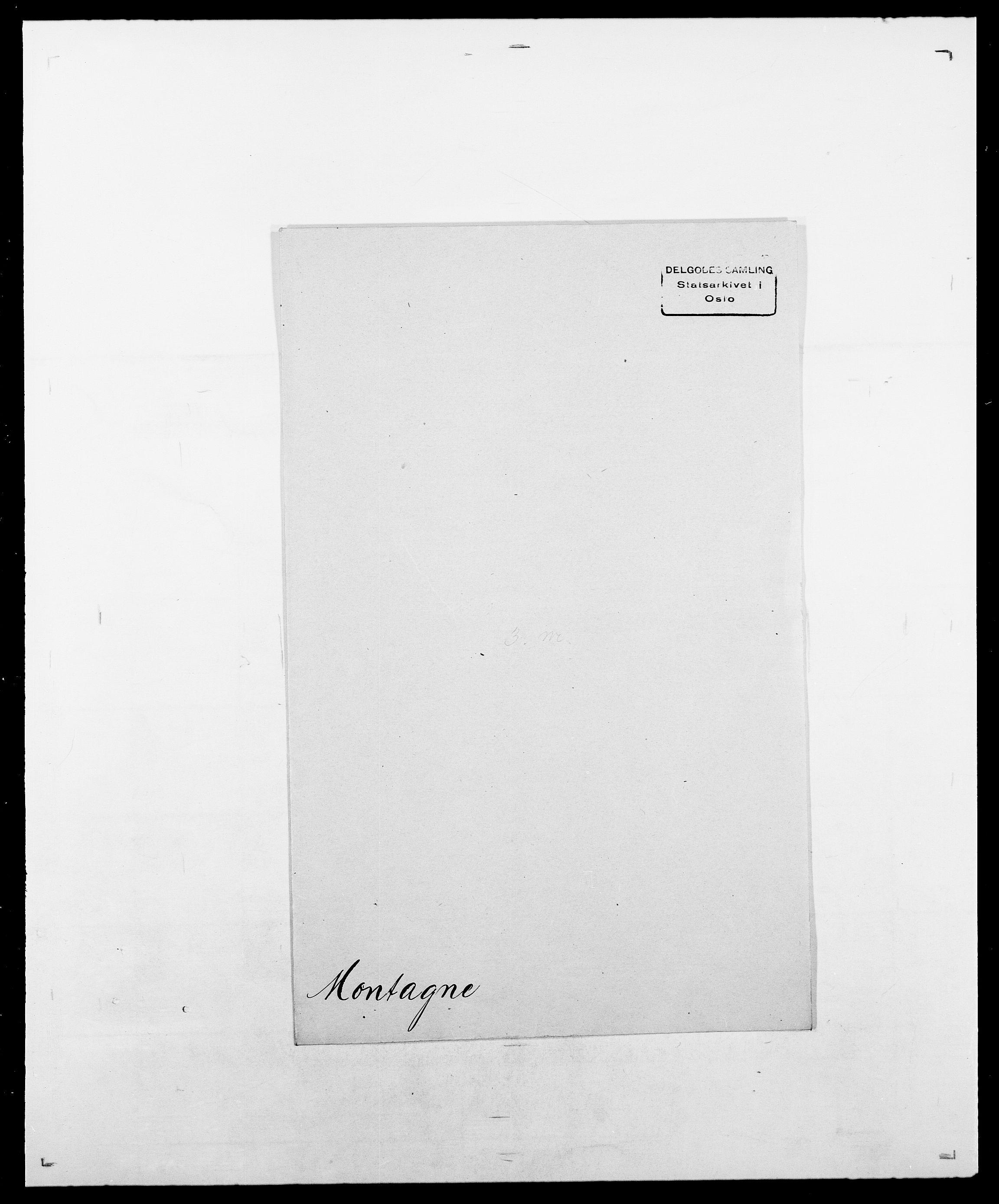 SAO, Delgobe, Charles Antoine - samling, D/Da/L0026: Mechelby - Montoppidan, s. 835