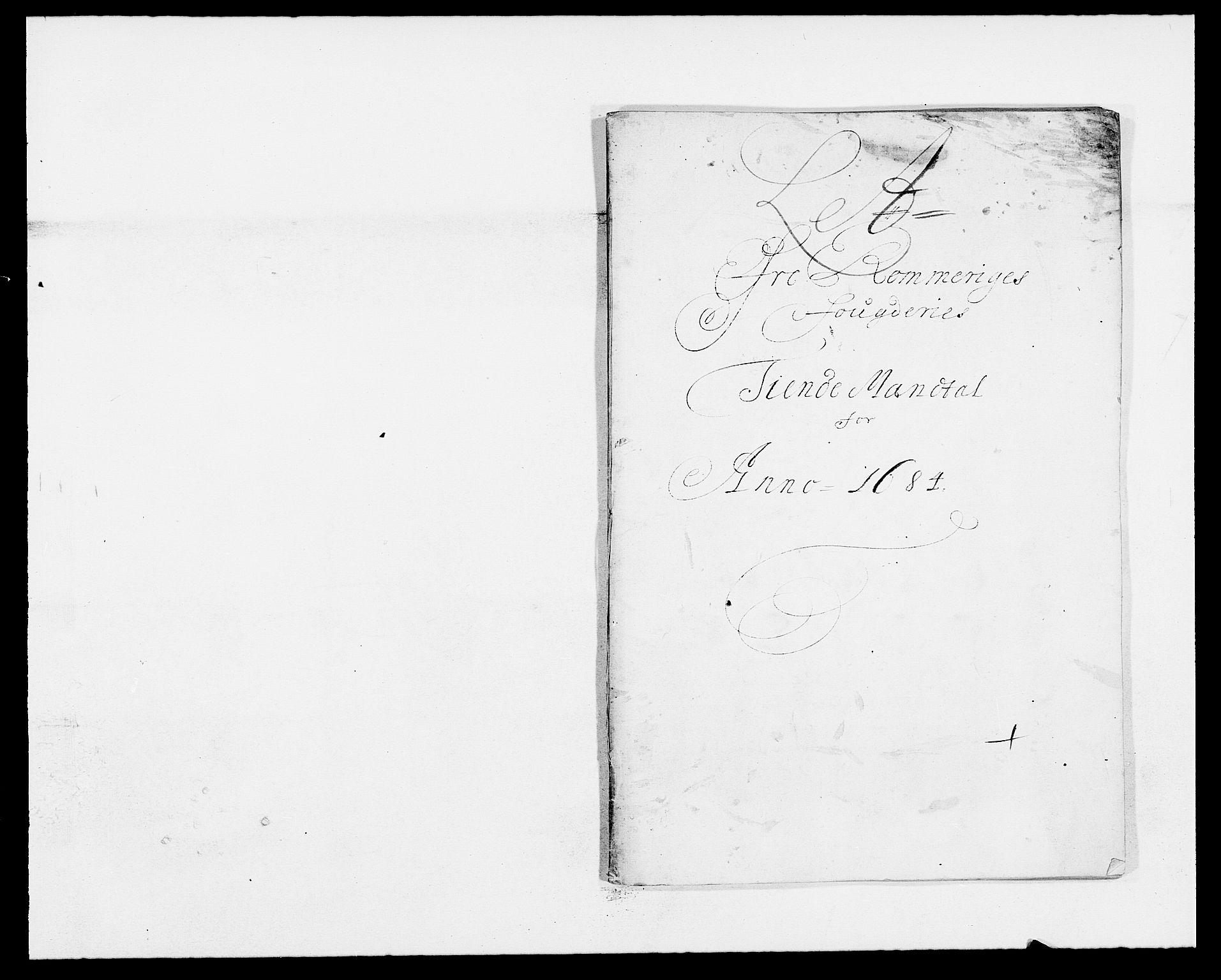 RA, Rentekammeret inntil 1814, Reviderte regnskaper, Fogderegnskap, R12/L0698: Fogderegnskap Øvre Romerike, 1684, s. 8