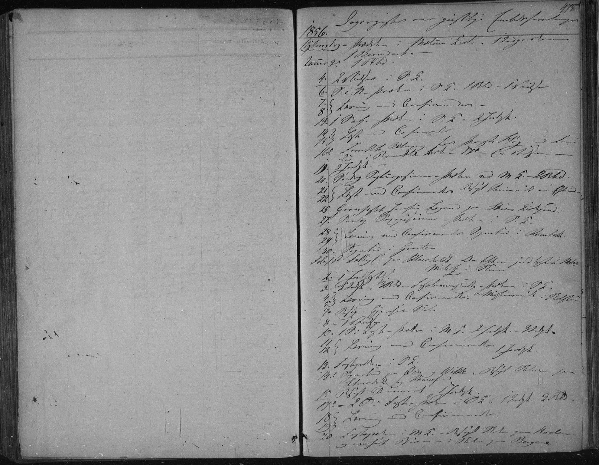 SAKO, Solum kirkebøker, F/Fa/L0007: Ministerialbok nr. I 7, 1856-1864, s. 475