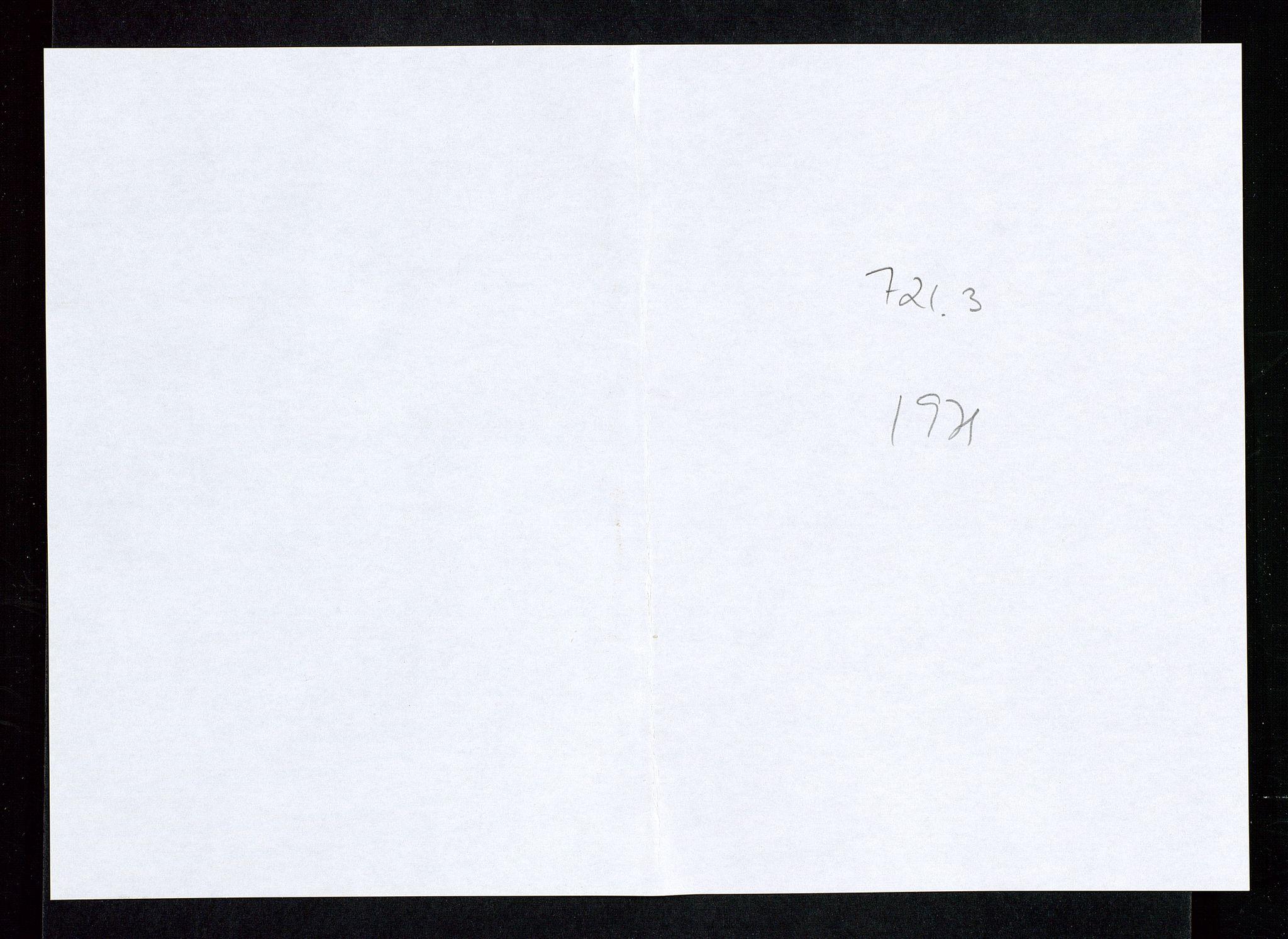 SAST, Industridepartementet, Oljekontoret, Da/L0008:  Arkivnøkkel 721- 722 Geofysikk, forskning, 1970-1972, s. 105