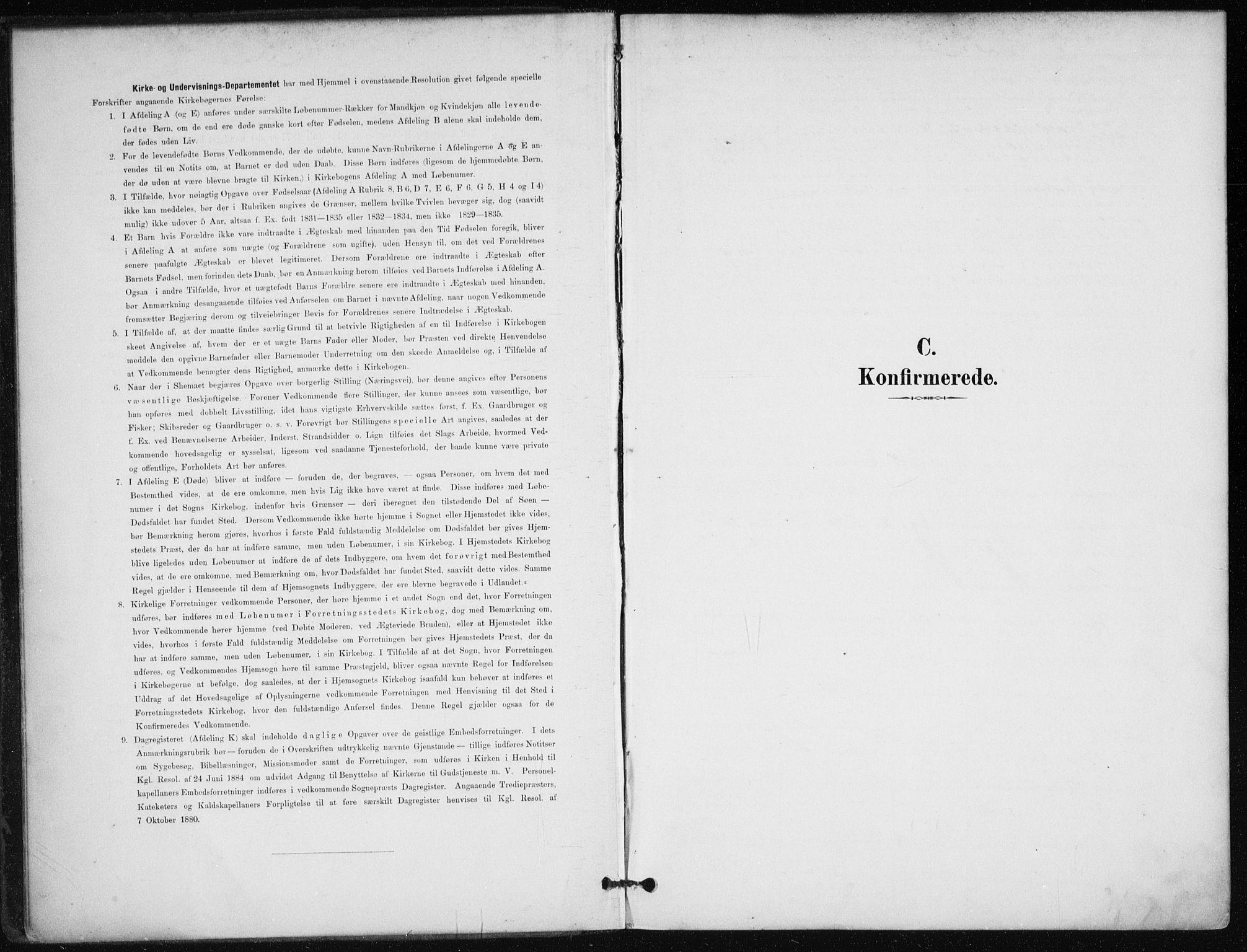 SAO, Jakob prestekontor Kirkebøker, F/Fa/L0008: Ministerialbok nr. 8, 1892-1924