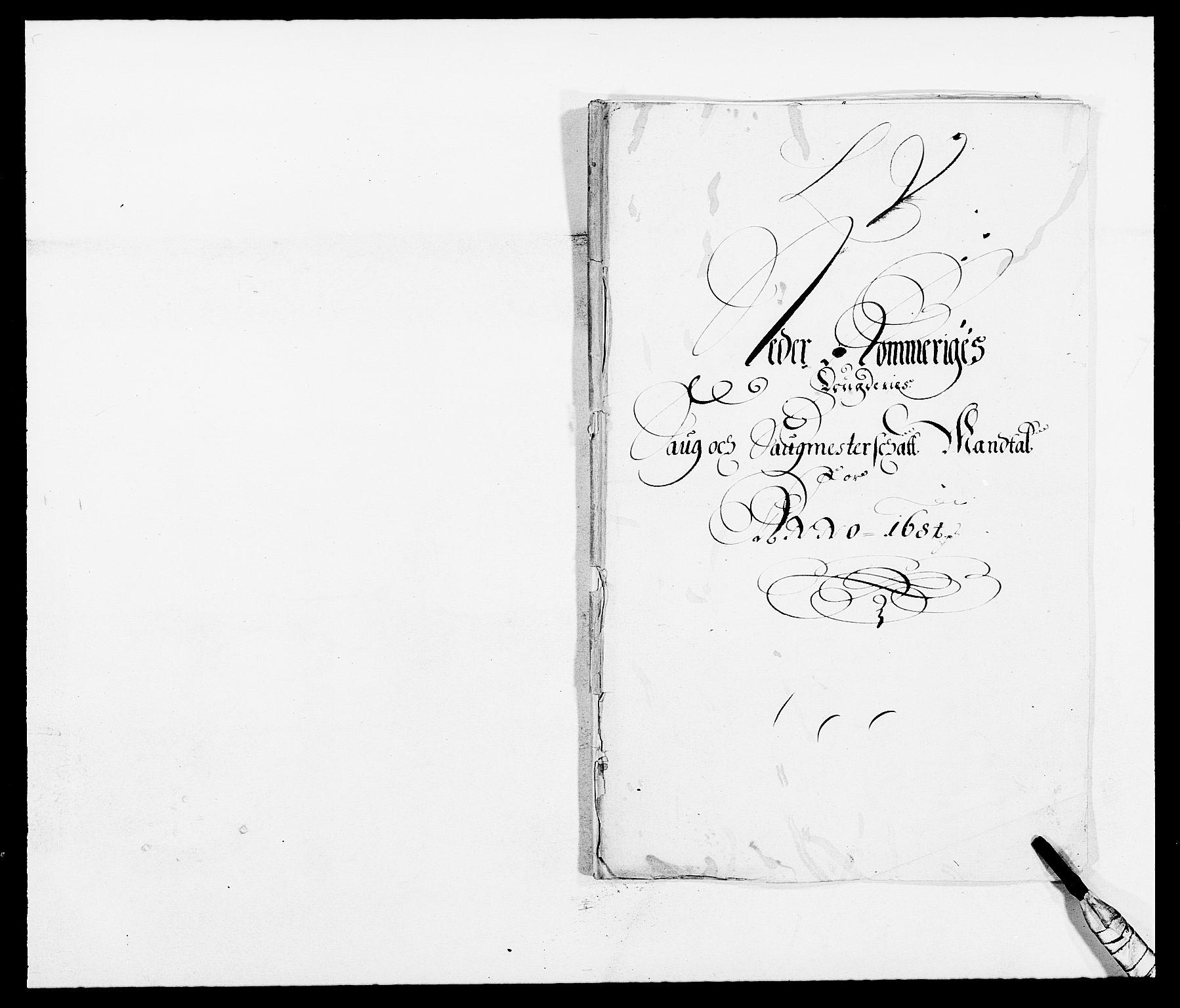 RA, Rentekammeret inntil 1814, Reviderte regnskaper, Fogderegnskap, R11/L0571: Fogderegnskap Nedre Romerike, 1683-1685, s. 223