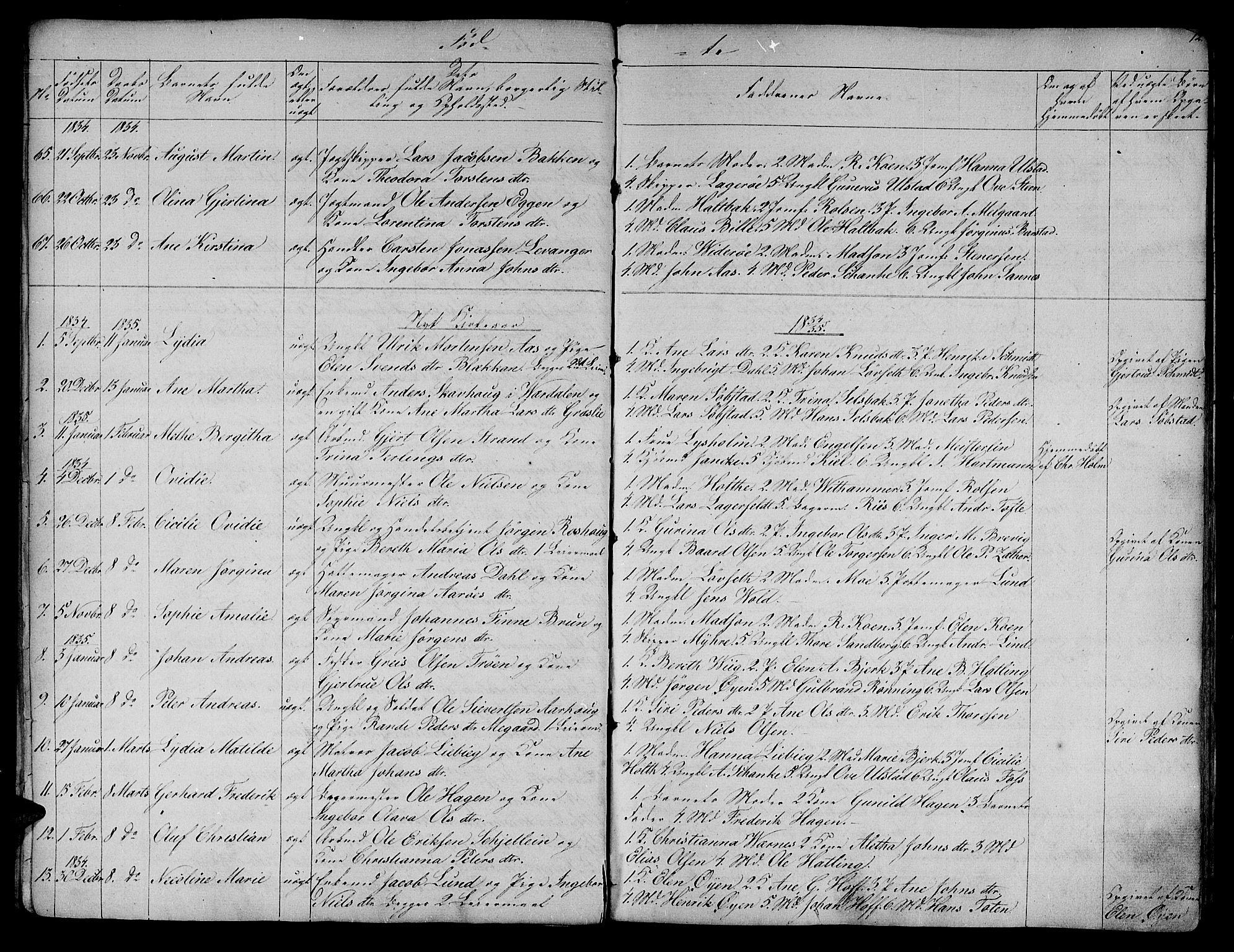 SAT, Ministerialprotokoller, klokkerbøker og fødselsregistre - Sør-Trøndelag, 604/L0182: Ministerialbok nr. 604A03, 1818-1850, s. 12