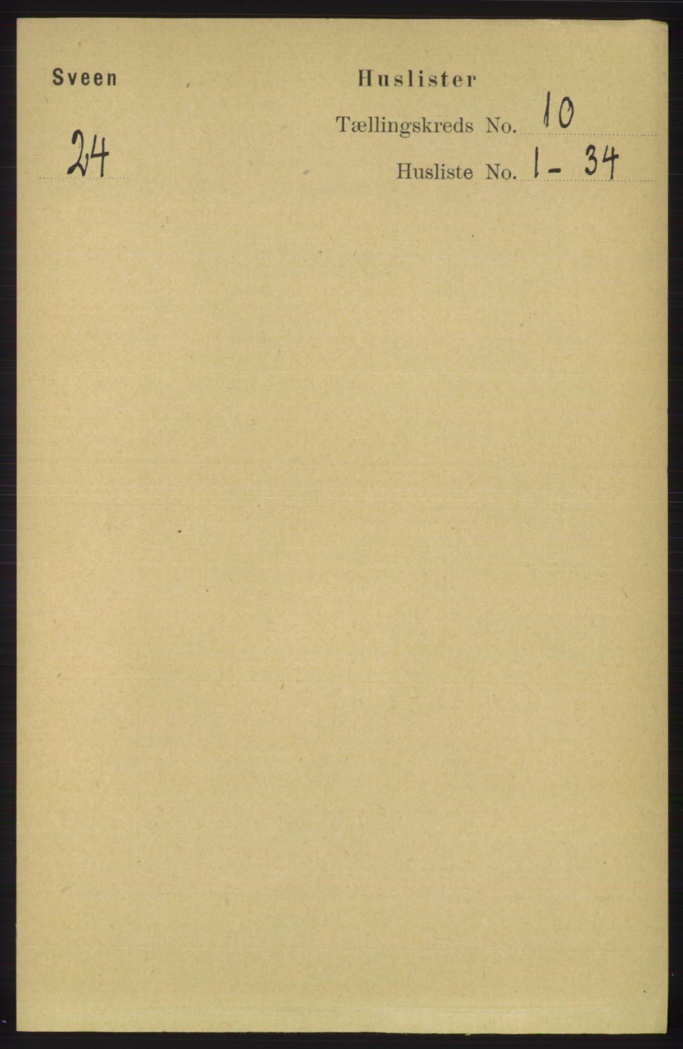 RA, Folketelling 1891 for 1216 Sveio herred, 1891, s. 2878