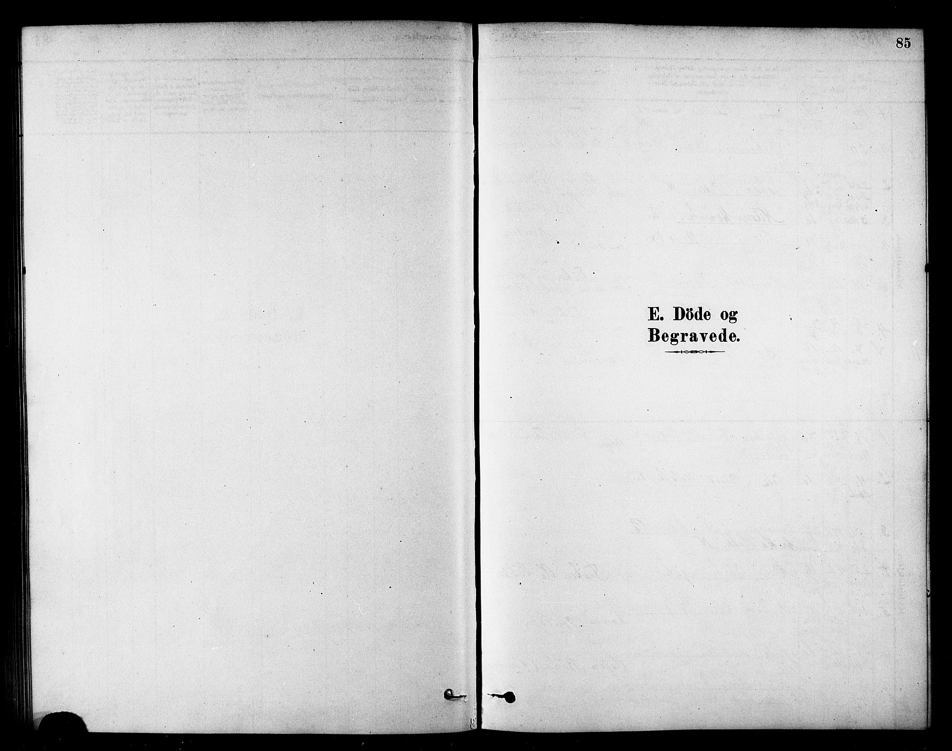SATØ, Loppa sokneprestkontor, H/Ha/L0007kirke: Ministerialbok nr. 7, 1879-1889, s. 85