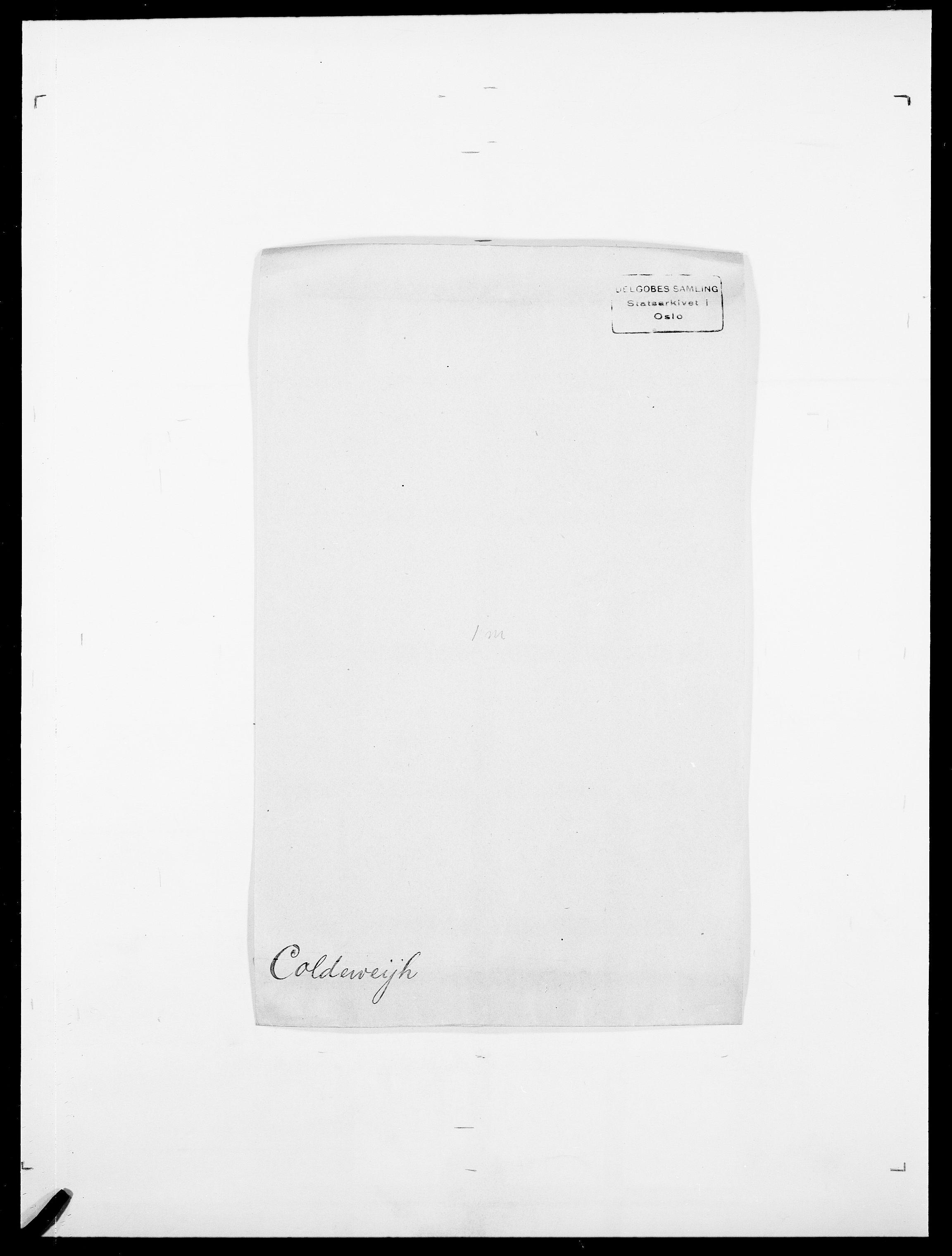 SAO, Delgobe, Charles Antoine - samling, D/Da/L0008: Capjon - Dagenbolt, s. 456