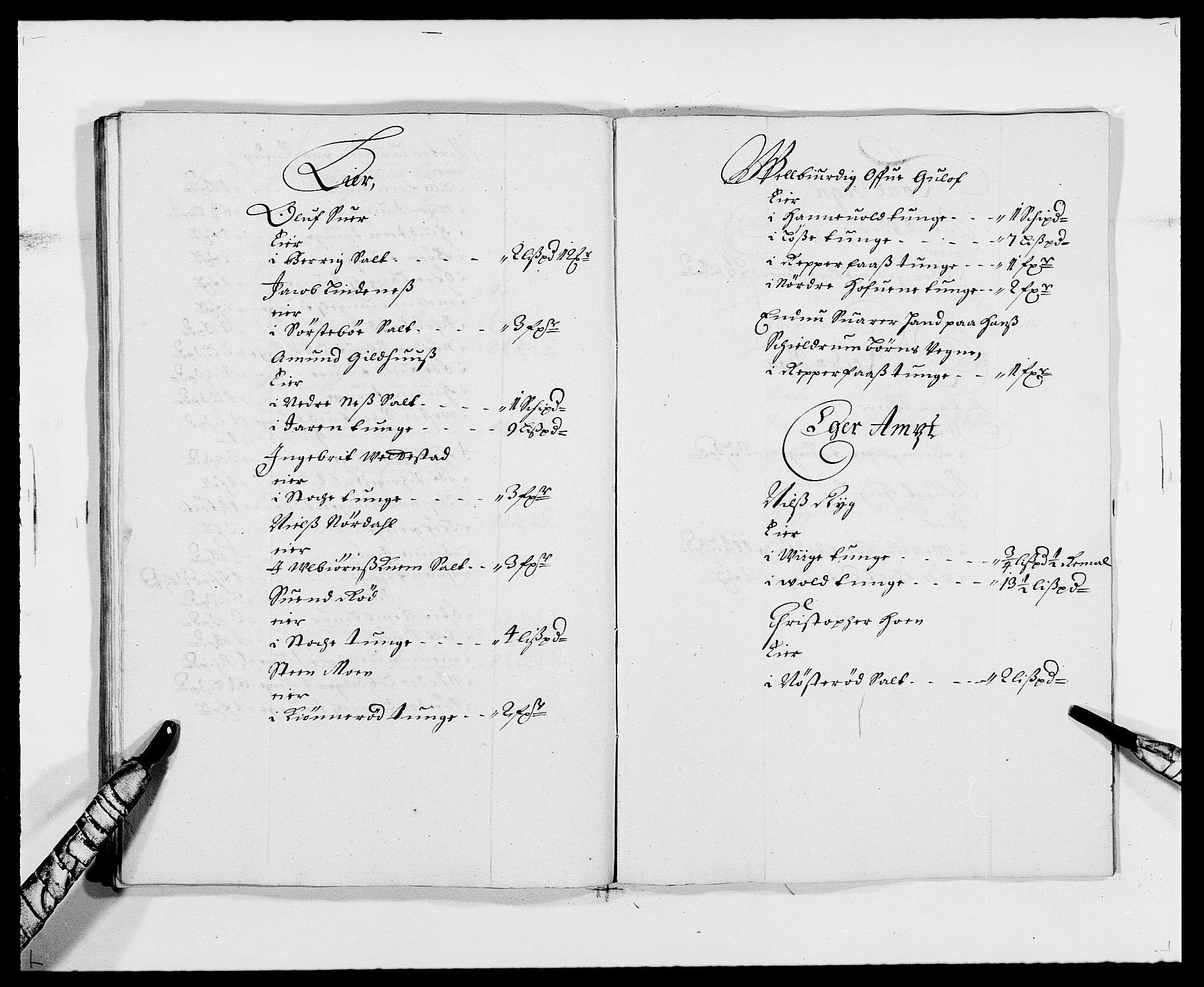RA, Rentekammeret inntil 1814, Reviderte regnskaper, Fogderegnskap, R32/L1857: Fogderegnskap Jarlsberg grevskap, 1686-1690, s. 240