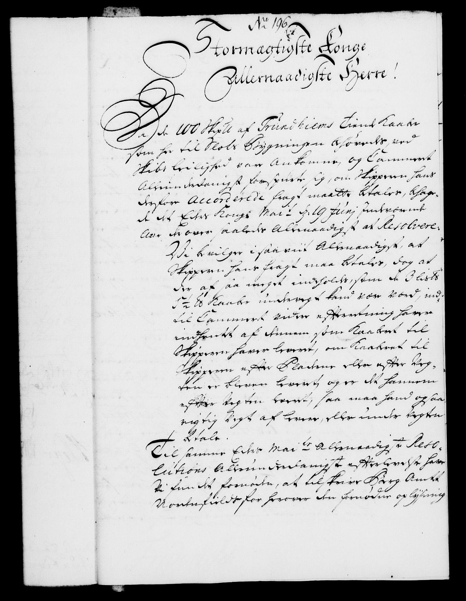 RA, Rentekammeret, Kammerkanselliet, G/Gf/Gfa/L0008: Norsk relasjons- og resolusjonsprotokoll (merket RK 52.8), 1725, s. 1070