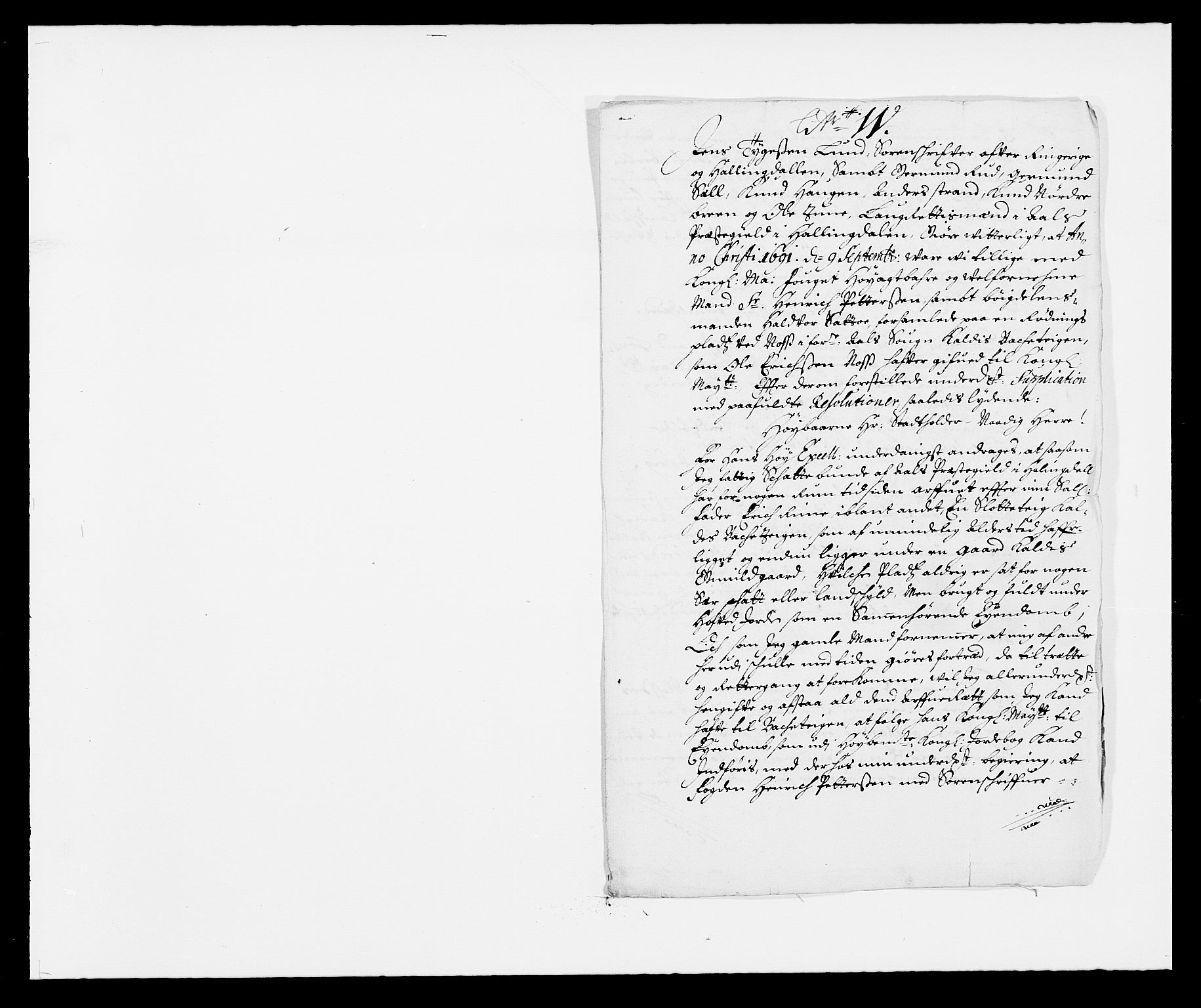 RA, Rentekammeret inntil 1814, Reviderte regnskaper, Fogderegnskap, R21/L1449: Fogderegnskap Ringerike og Hallingdal, 1690-1692, s. 113