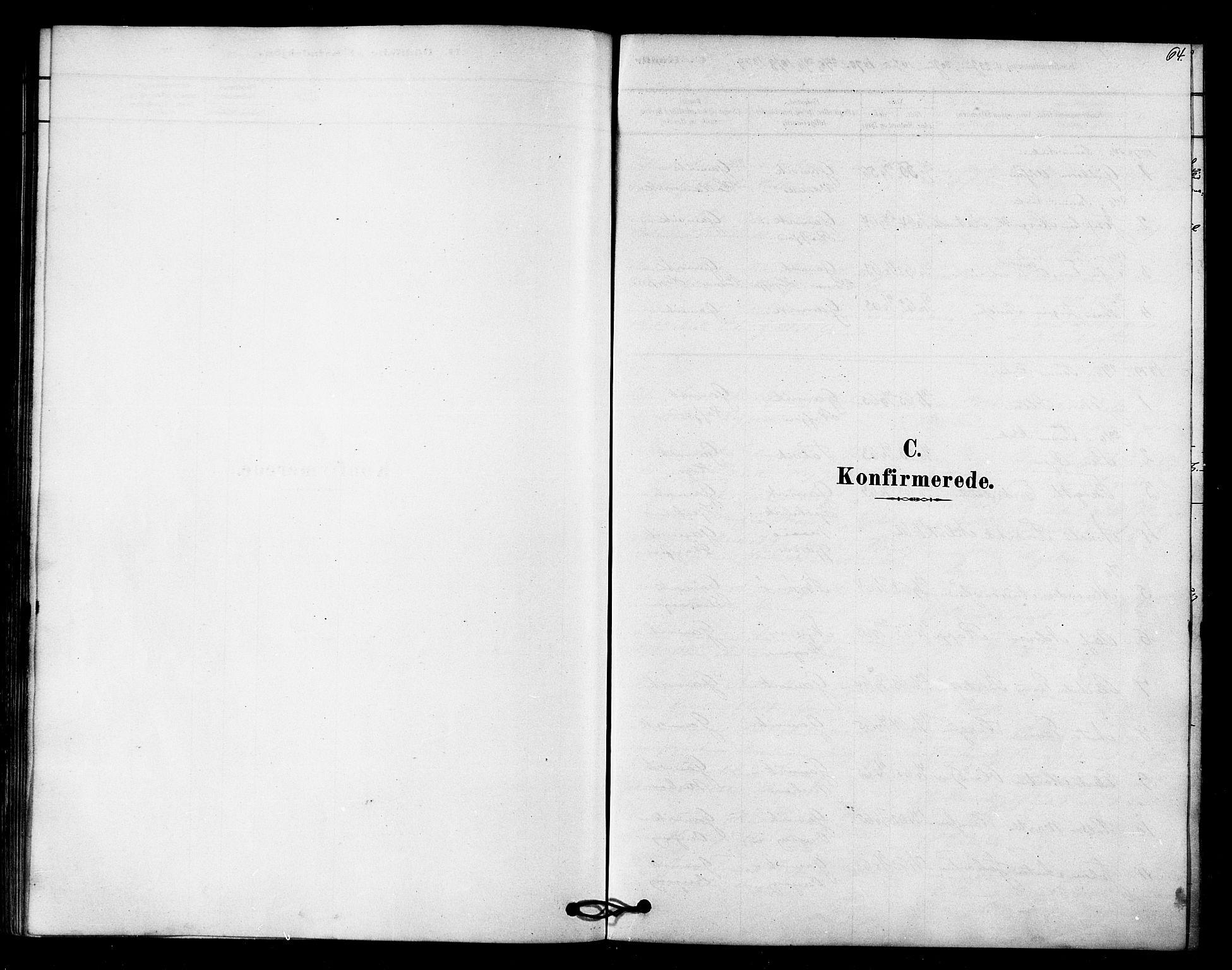SATØ, Tana sokneprestkontor, H/Ha/L0003kirke: Ministerialbok nr. 3, 1878-1892, s. 64