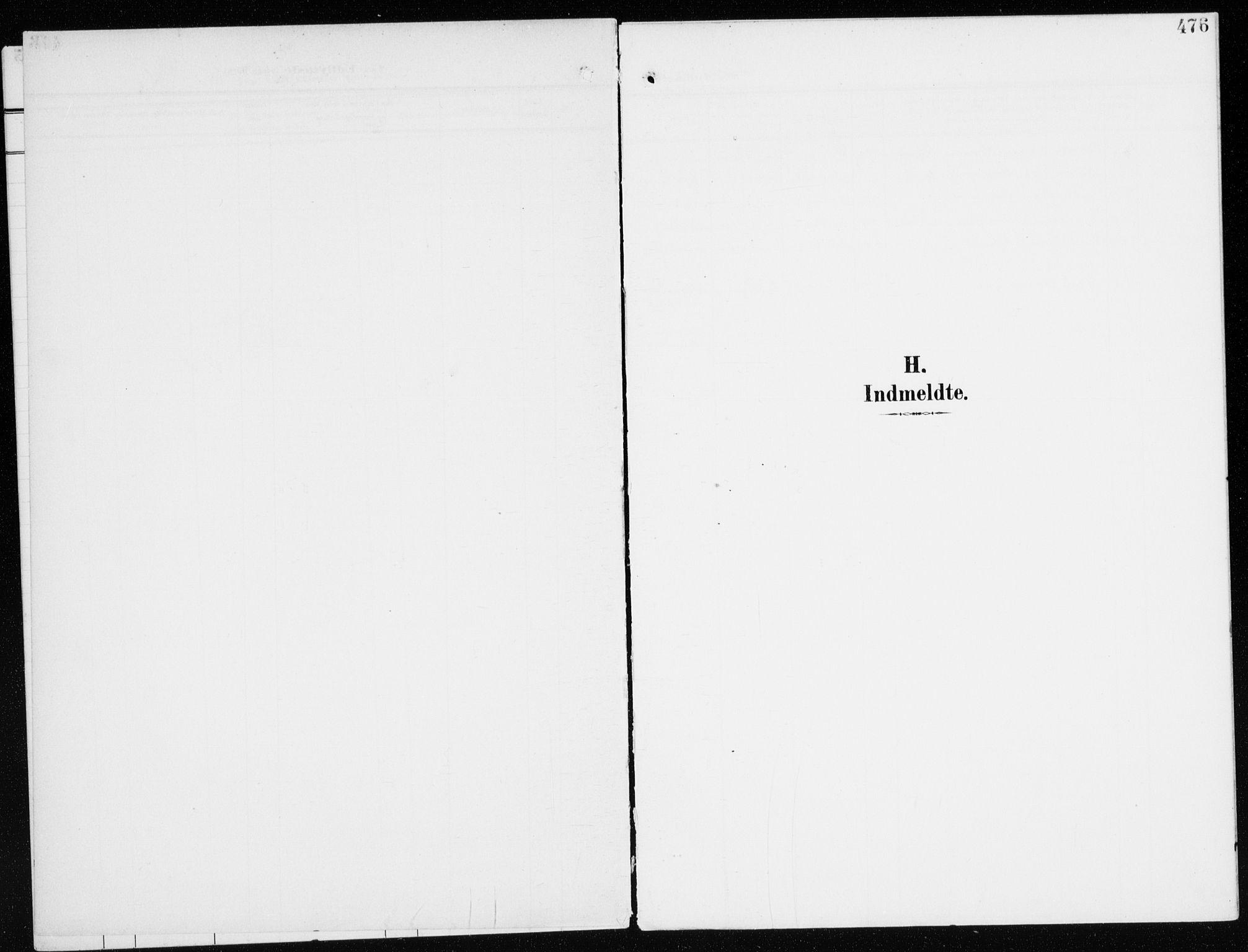 SAH, Furnes sokneprestkontor, K/Ka/L0001: Ministerialbok nr. 1, 1907-1935, s. 476