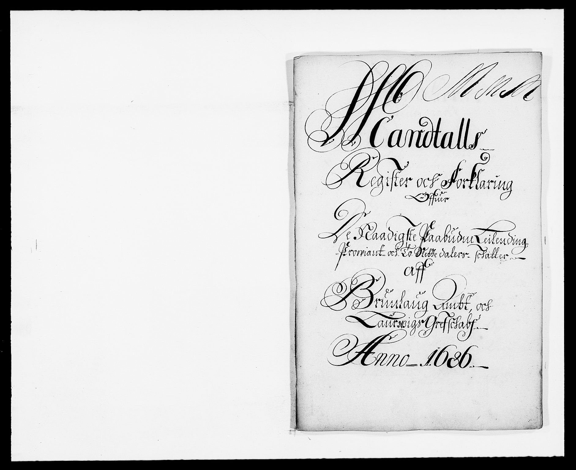 RA, Rentekammeret inntil 1814, Reviderte regnskaper, Fogderegnskap, R33/L1970: Fogderegnskap Larvik grevskap, 1675-1687, s. 141
