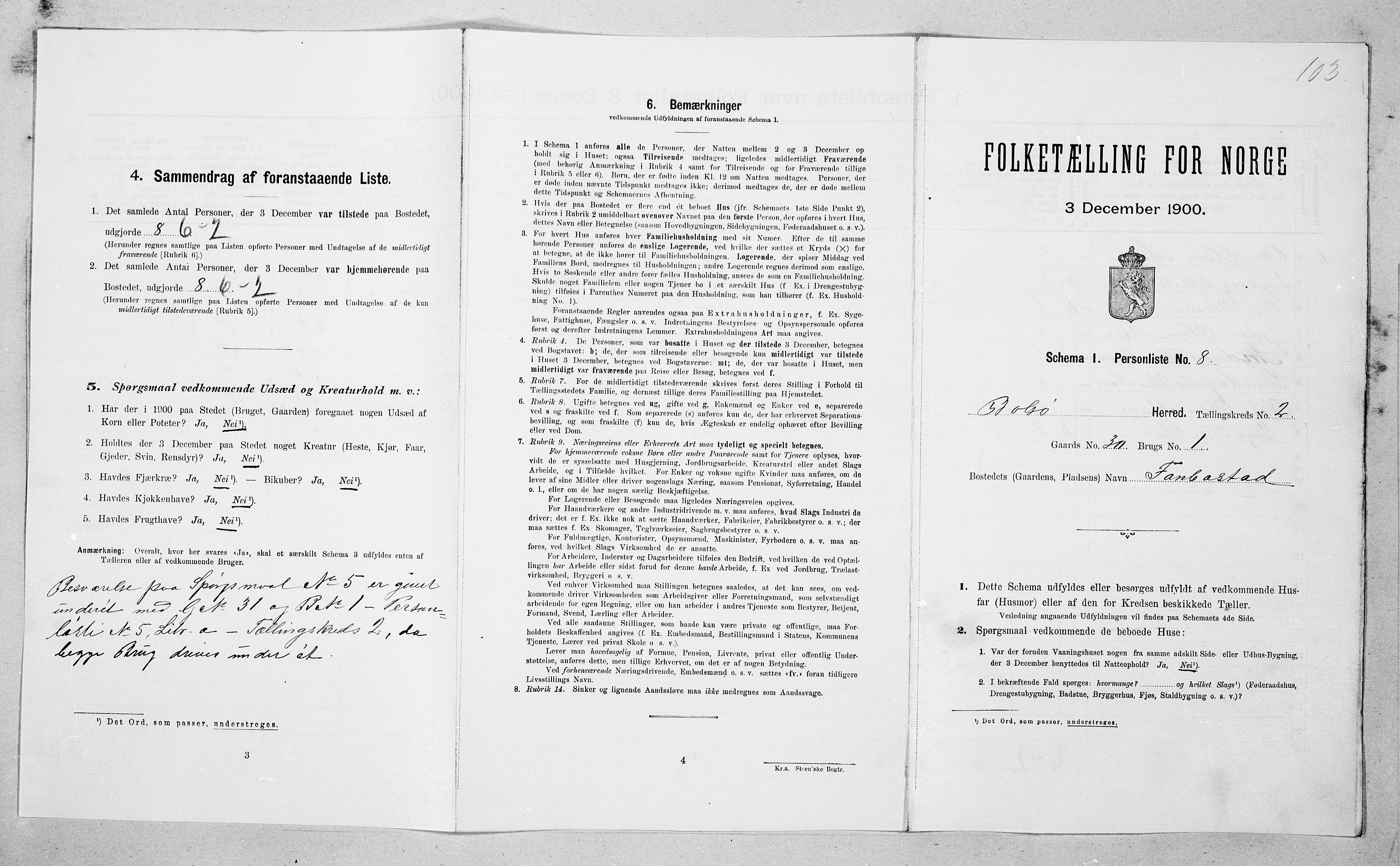 SAT, Folketelling 1900 for 1544 Bolsøy herred, 1900, s. 348