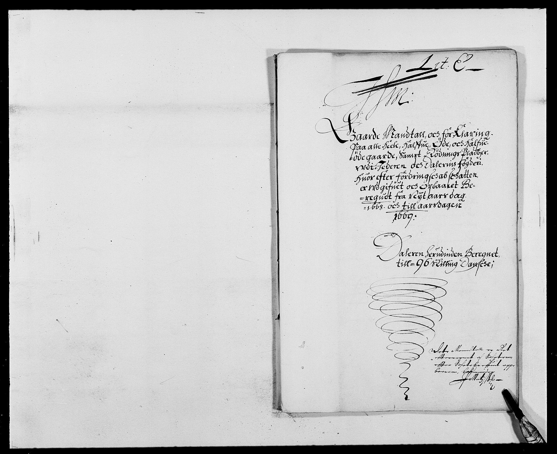 RA, Rentekammeret inntil 1814, Reviderte regnskaper, Fogderegnskap, R46/L2711: Fogderegnskap Jæren og Dalane, 1668-1670, s. 81