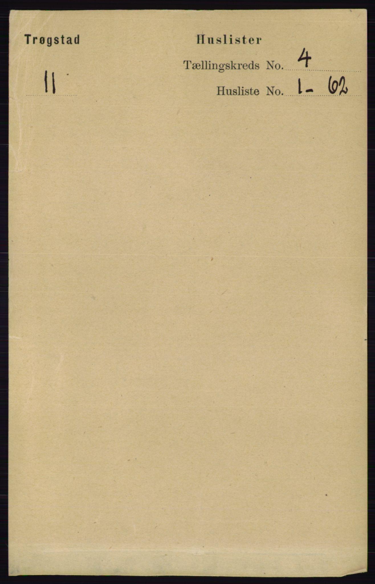 RA, Folketelling 1891 for 0122 Trøgstad herred, 1891, s. 1514