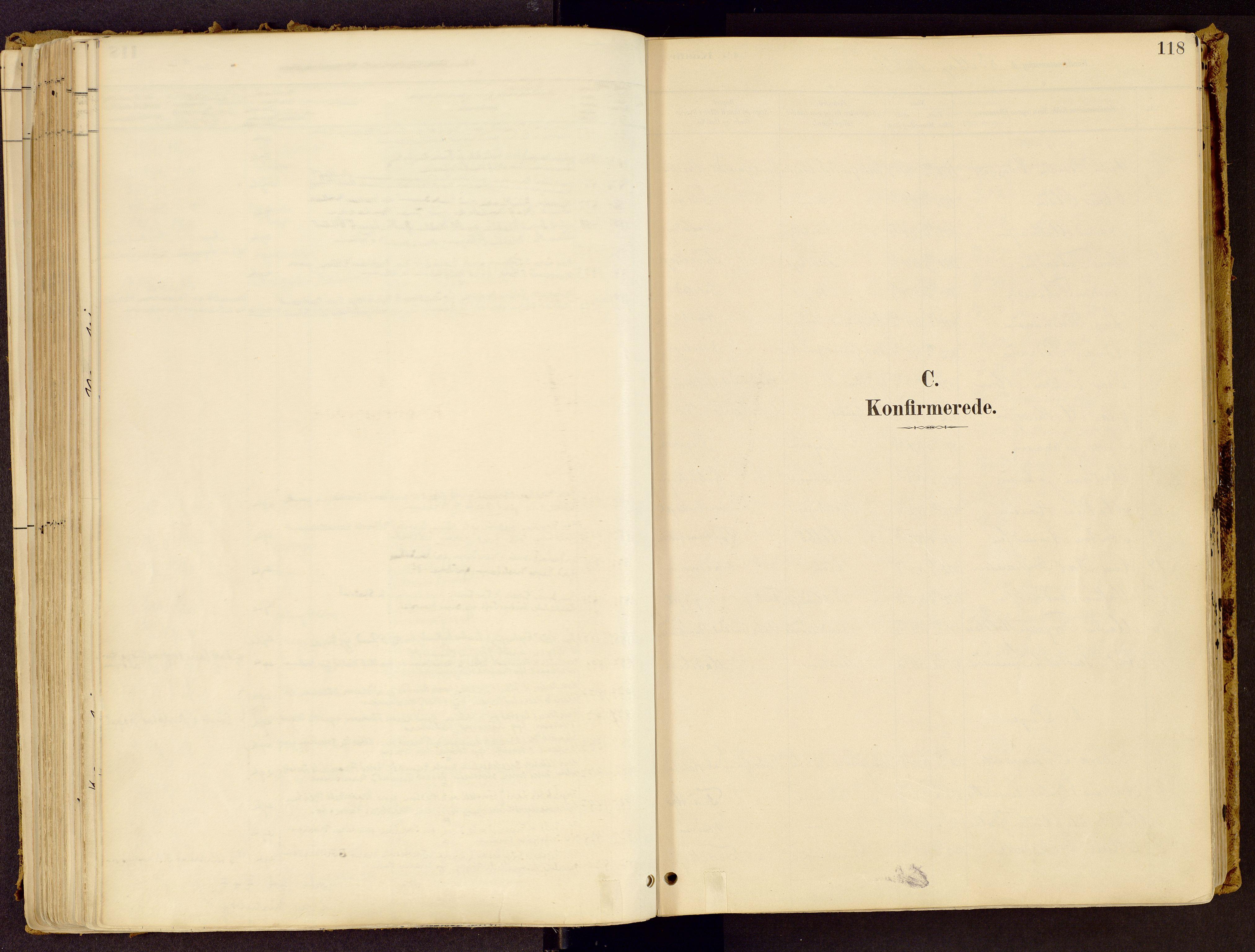 SAH, Vestre Gausdal prestekontor, Ministerialbok nr. 1, 1887-1914, s. 118