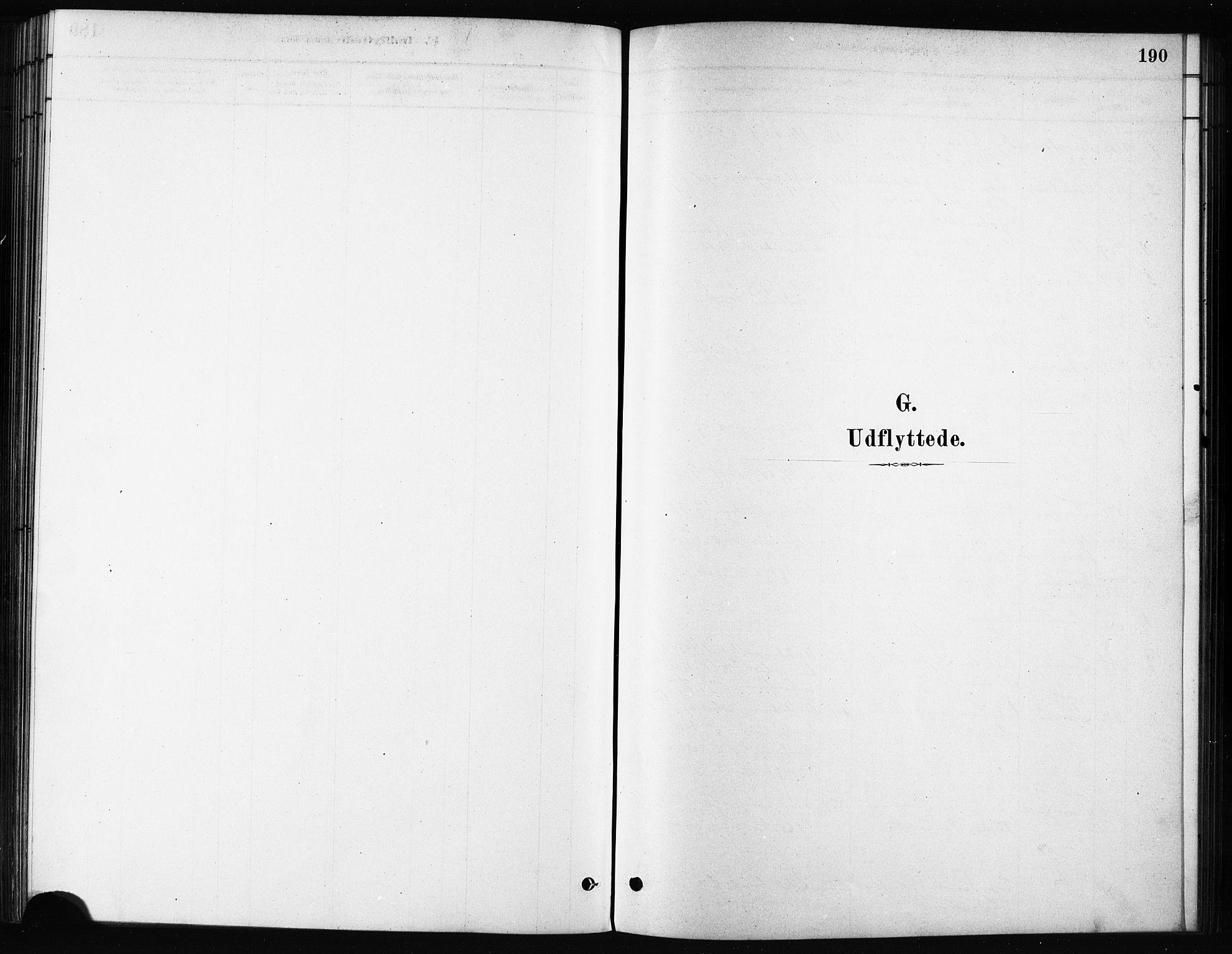 SATØ, Karlsøy sokneprestembete, H/Ha/Haa/L0011kirke: Ministerialbok nr. 11, 1879-1892, s. 190