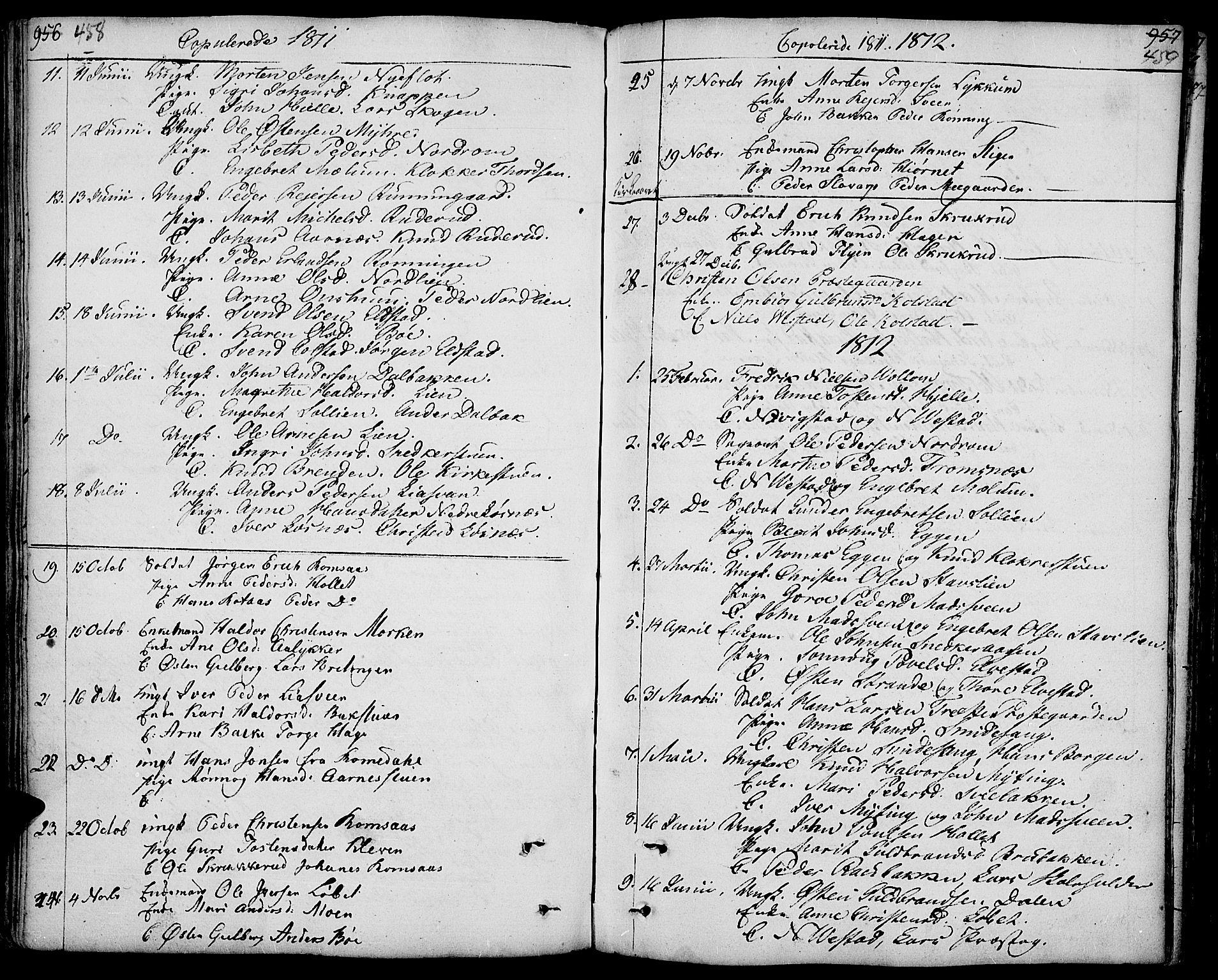 SAH, Ringebu prestekontor, Ministerialbok nr. 3, 1781-1820, s. 458-459