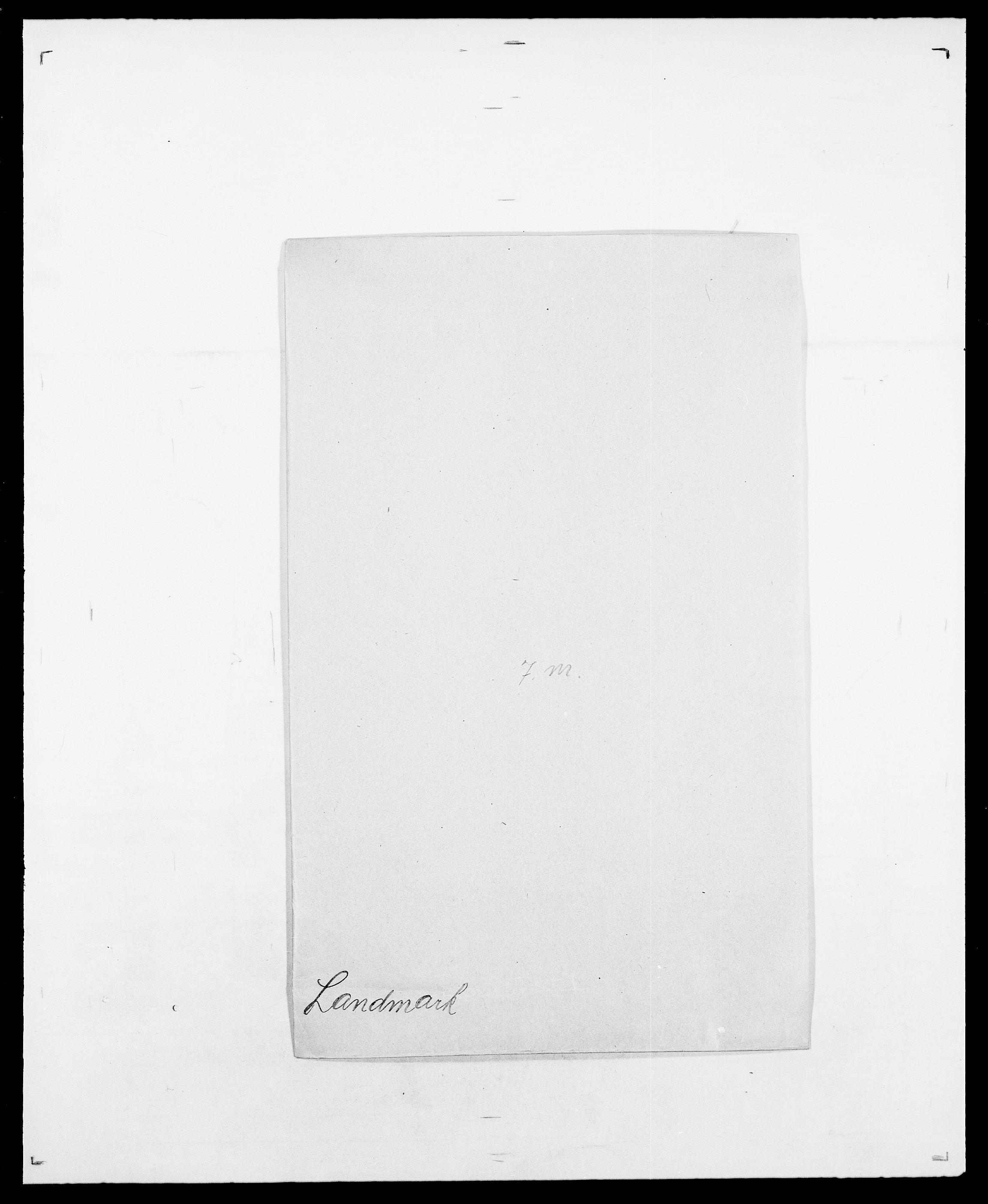 SAO, Delgobe, Charles Antoine - samling, D/Da/L0022: Krog - Lasteen, s. 508