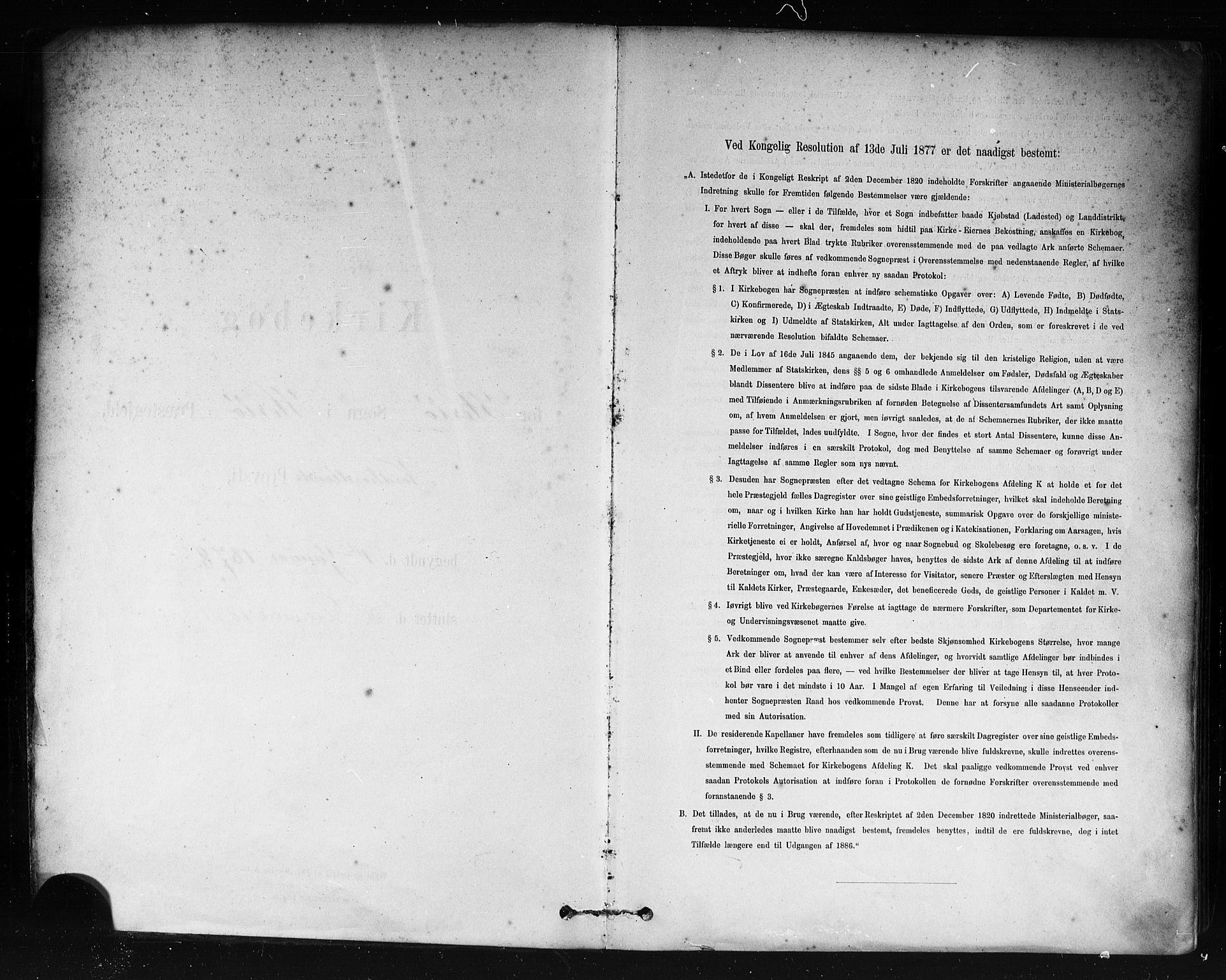 SAB, Herdla Sokneprestembete, H/Haa: Ministerialbok nr. A 3, 1878-1890